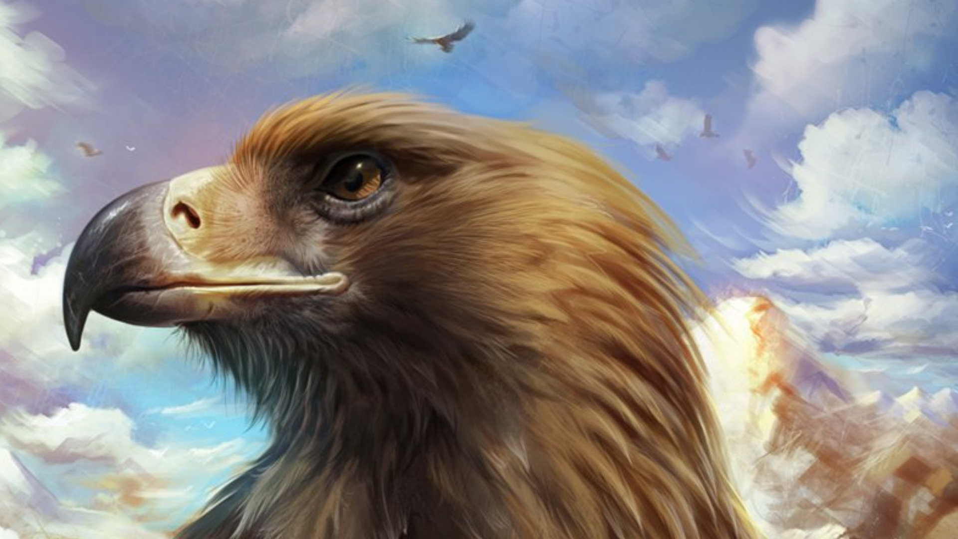 Best Eagle background ID:231266 for High Resolution full hd 1920x1080 computer