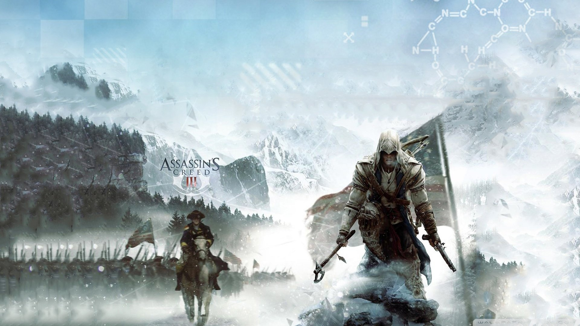 Best Assassin S Creed 3 Wallpaper Id 447218 For High Resolution Hd