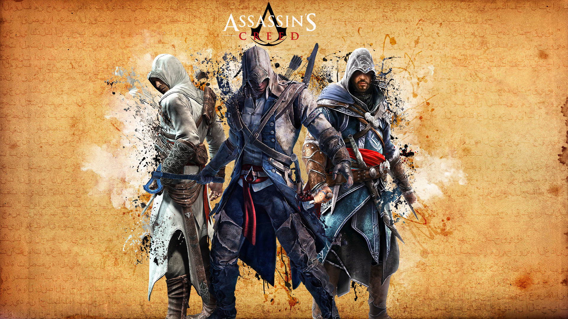 Free download Assassin's Creed wallpaper ID:188210 1080p for desktop