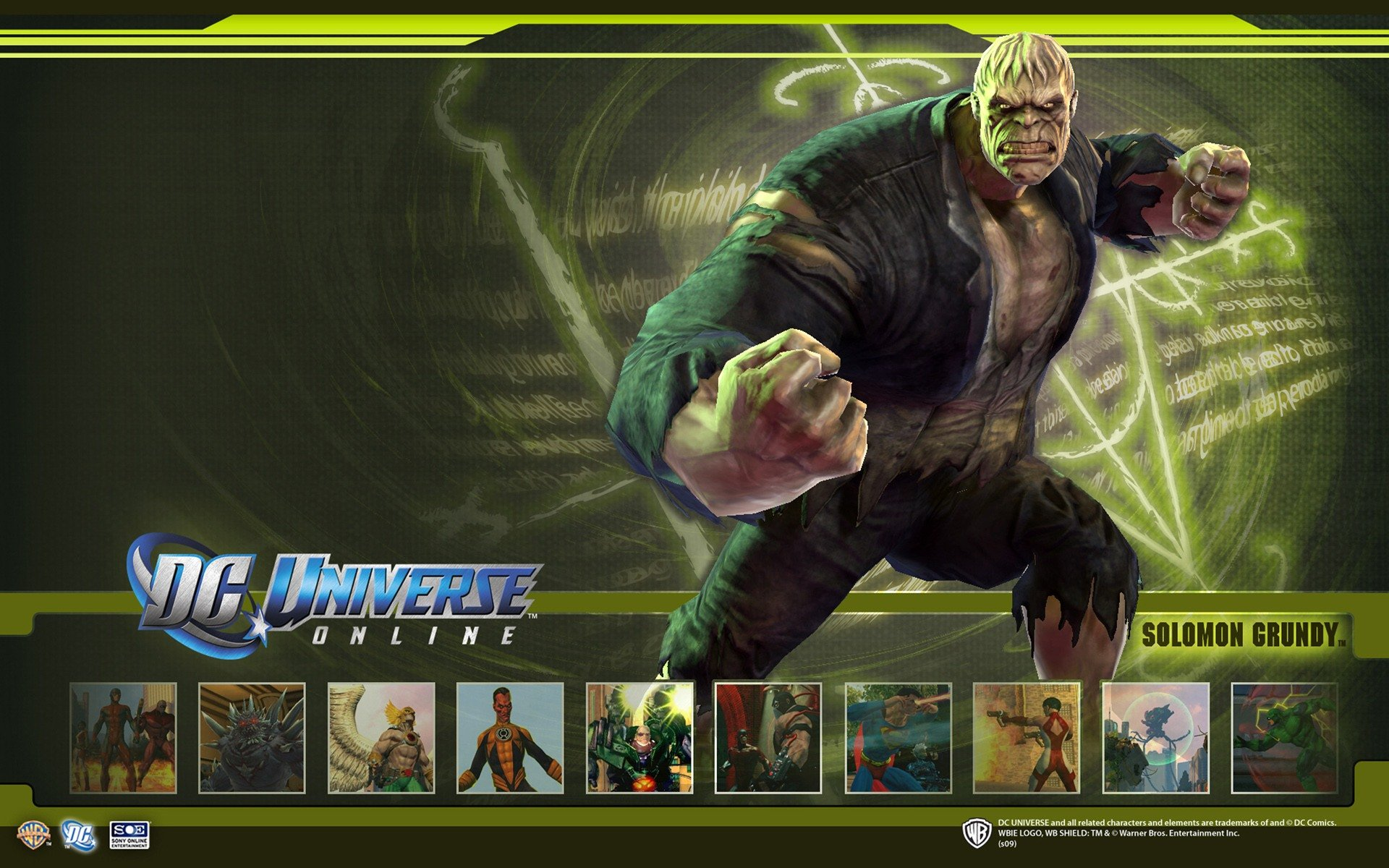 Free DC Universe Online high quality wallpaper ID:246894 for hd 1920x1200 desktop