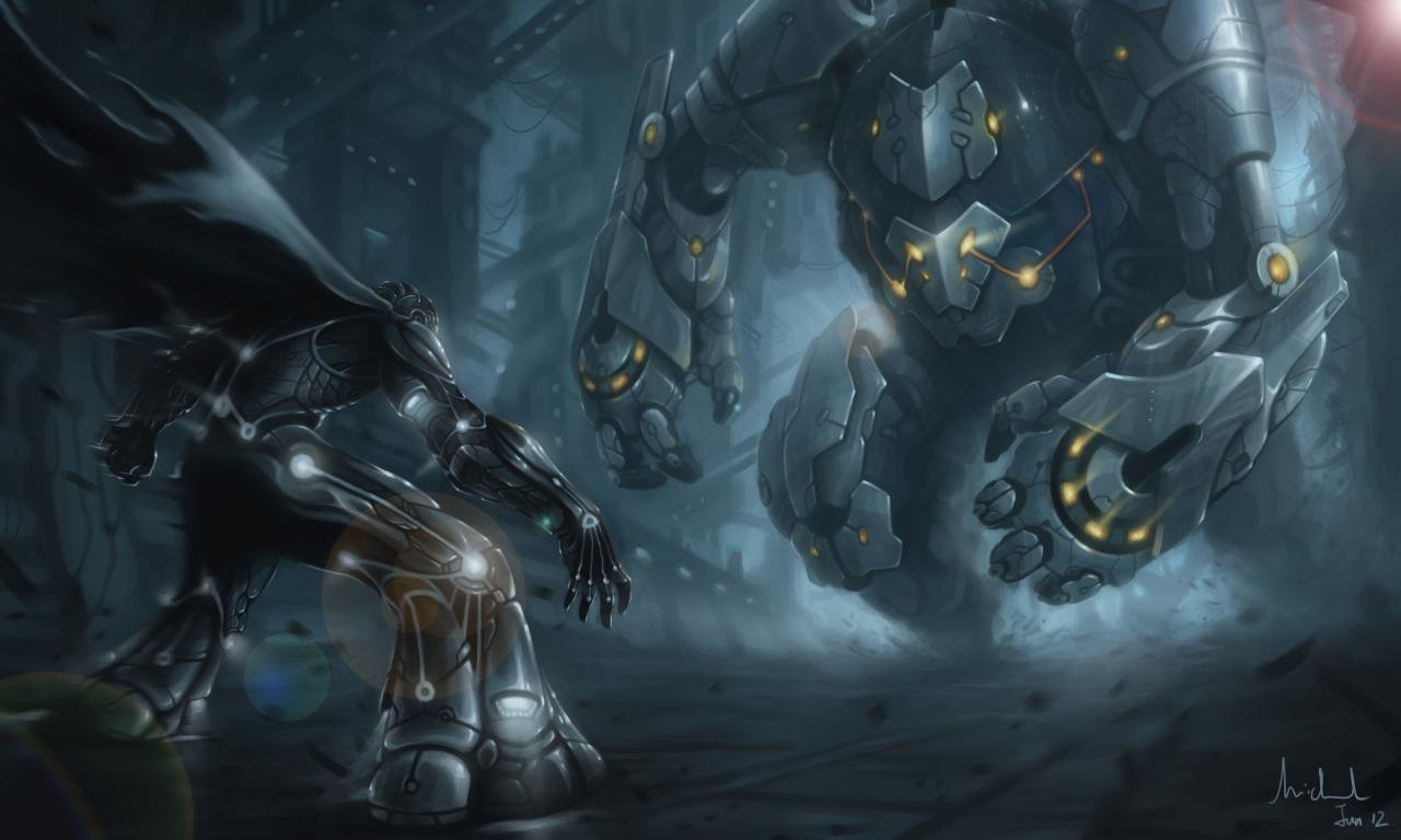 Free download Robot wallpaper ID:18416 hd 1280x768 for PC