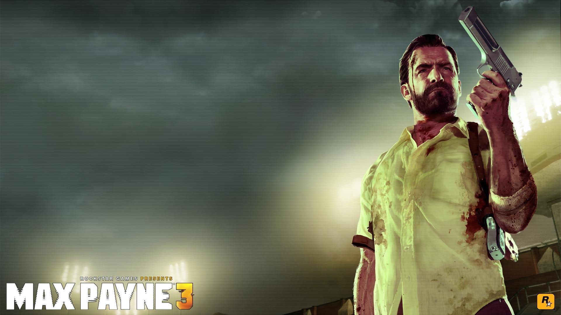 Max Payne 3 Wallpapers 1920x1080 Full Hd 1080p Desktop Backgrounds