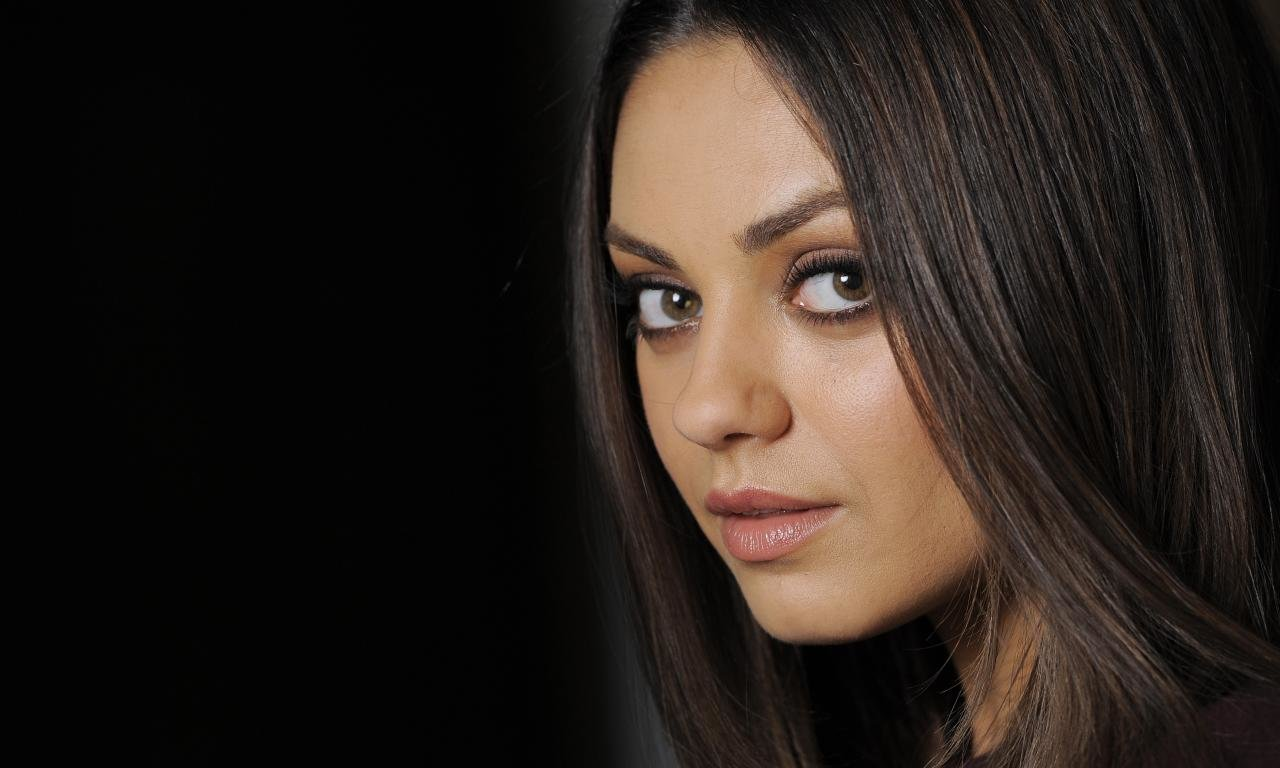 Awesome Mila Kunis free background ID:291502 for hd 1280x768 PC