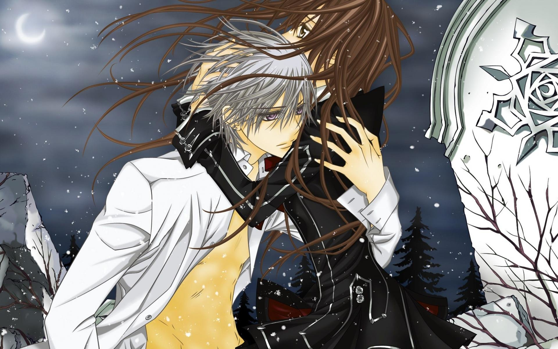 Awesome Vampire Knight free wallpaper ID:390484 for hd 1920x1200 desktop