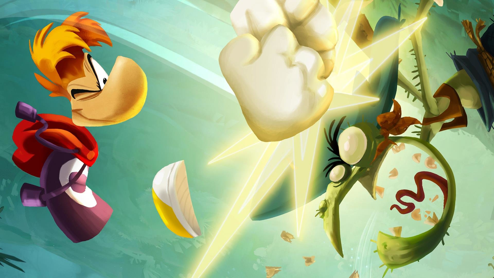 Awesome Rayman Legends free background ID:26527 for hd 1920x1080 desktop