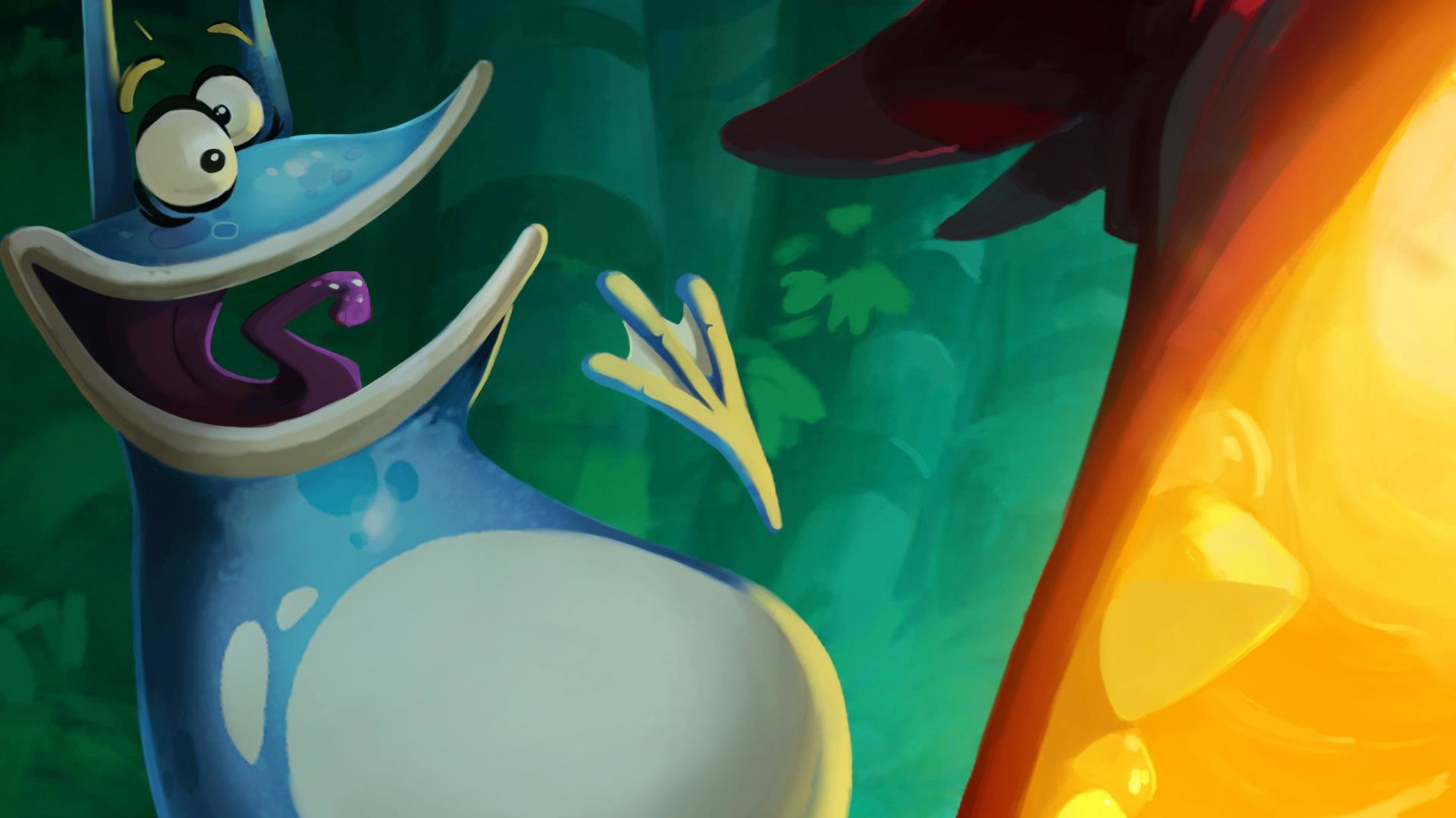 Free download Rayman Legends background ID:26530 hd 1920x1080 for desktop