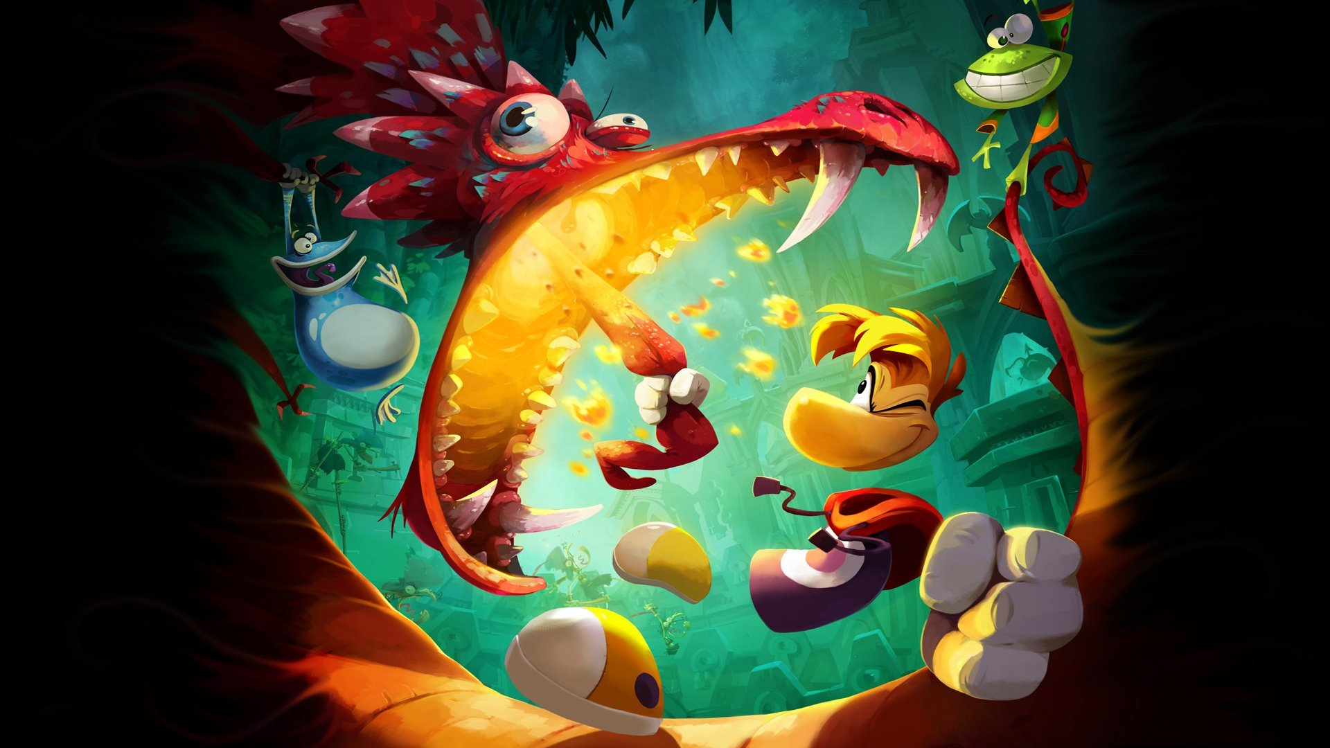 Awesome Rayman Legends free wallpaper ID:26525 for full hd 1920x1080 computer