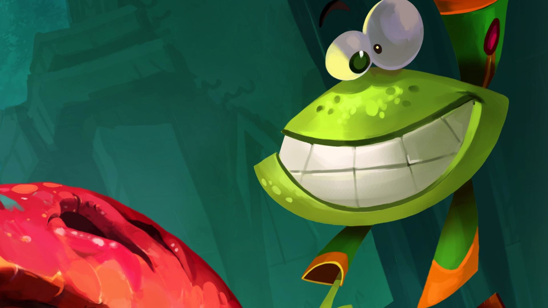 Download full hd Rayman Legends PC wallpaper ID:26528 for free