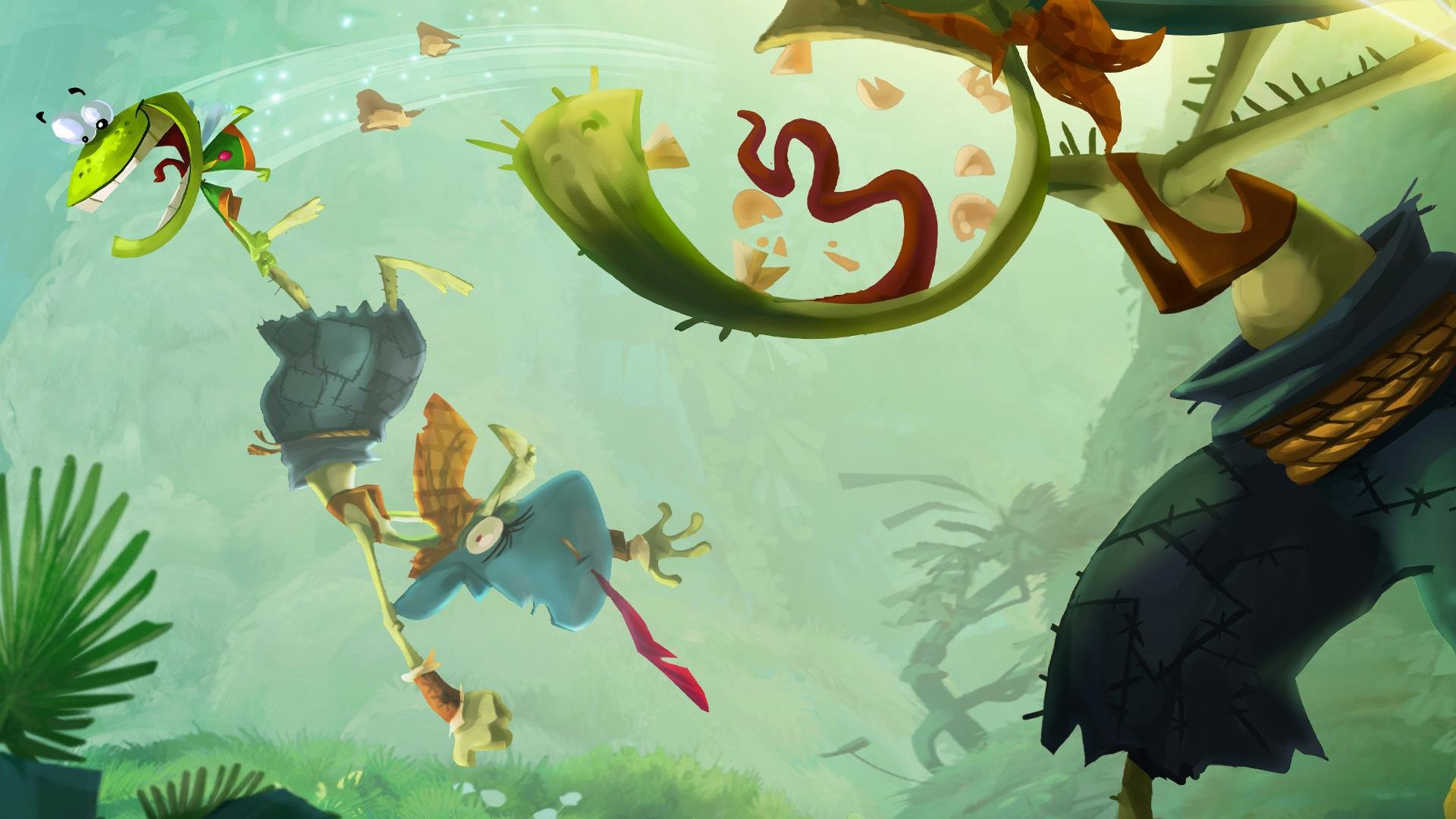 Free download Rayman Legends wallpaper ID:26529 full hd for computer