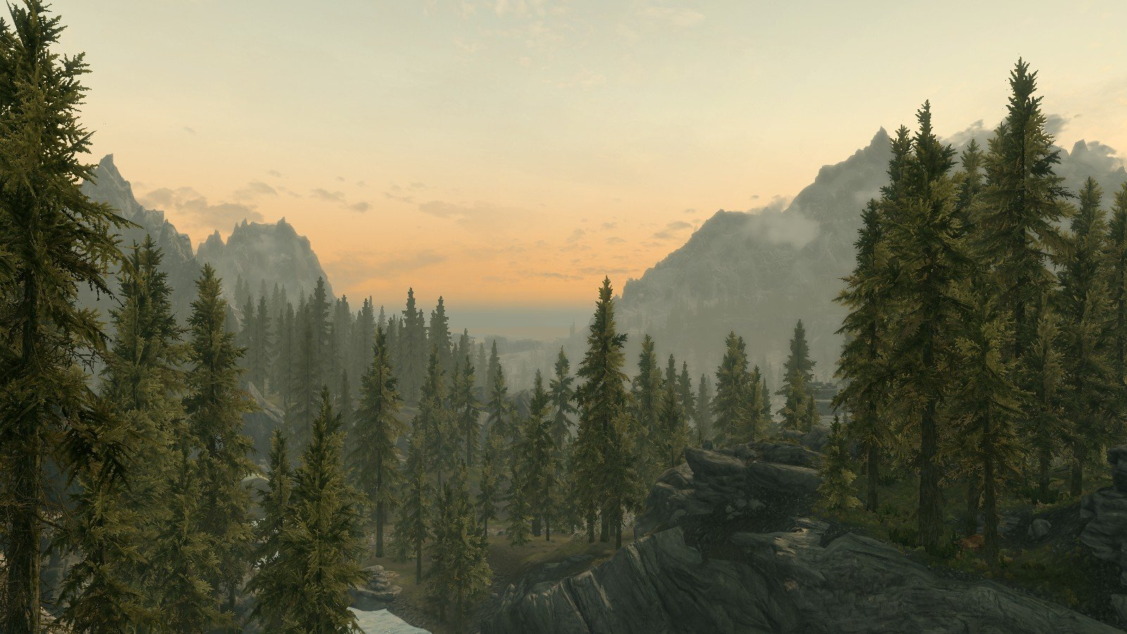 Awesome Skyrim free wallpaper ID:120762 for hd 1600x900 PC