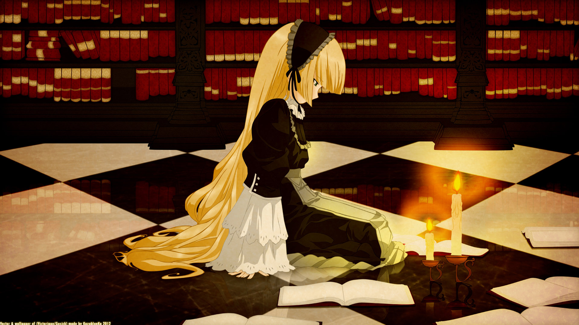 Free Gosick high quality background ID:318395 for full hd computer