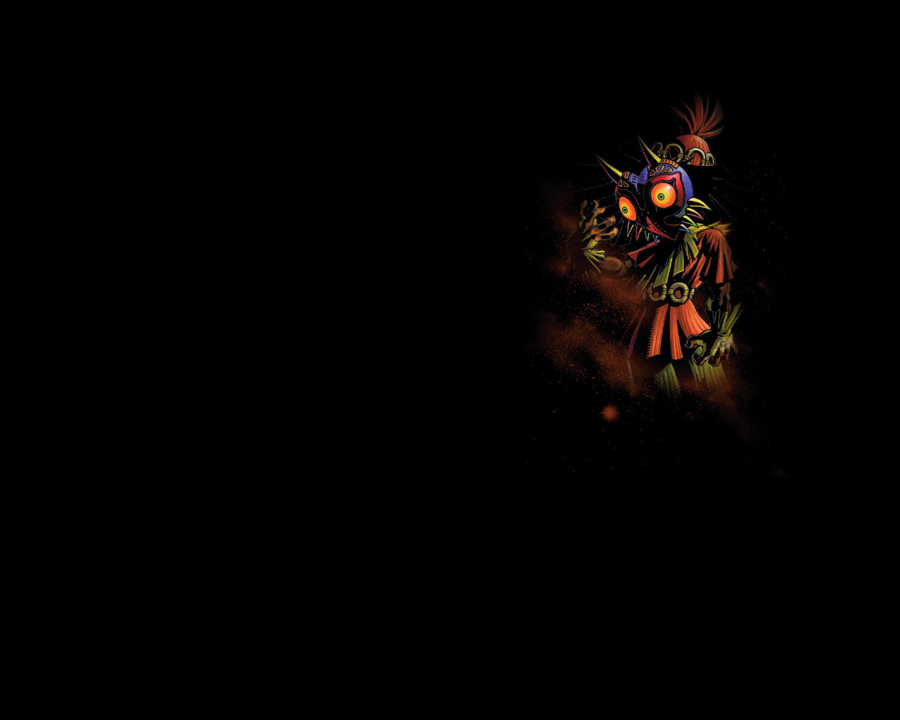 High Resolution The Legend Of Zelda Hd 1280x1024 Wallpaper