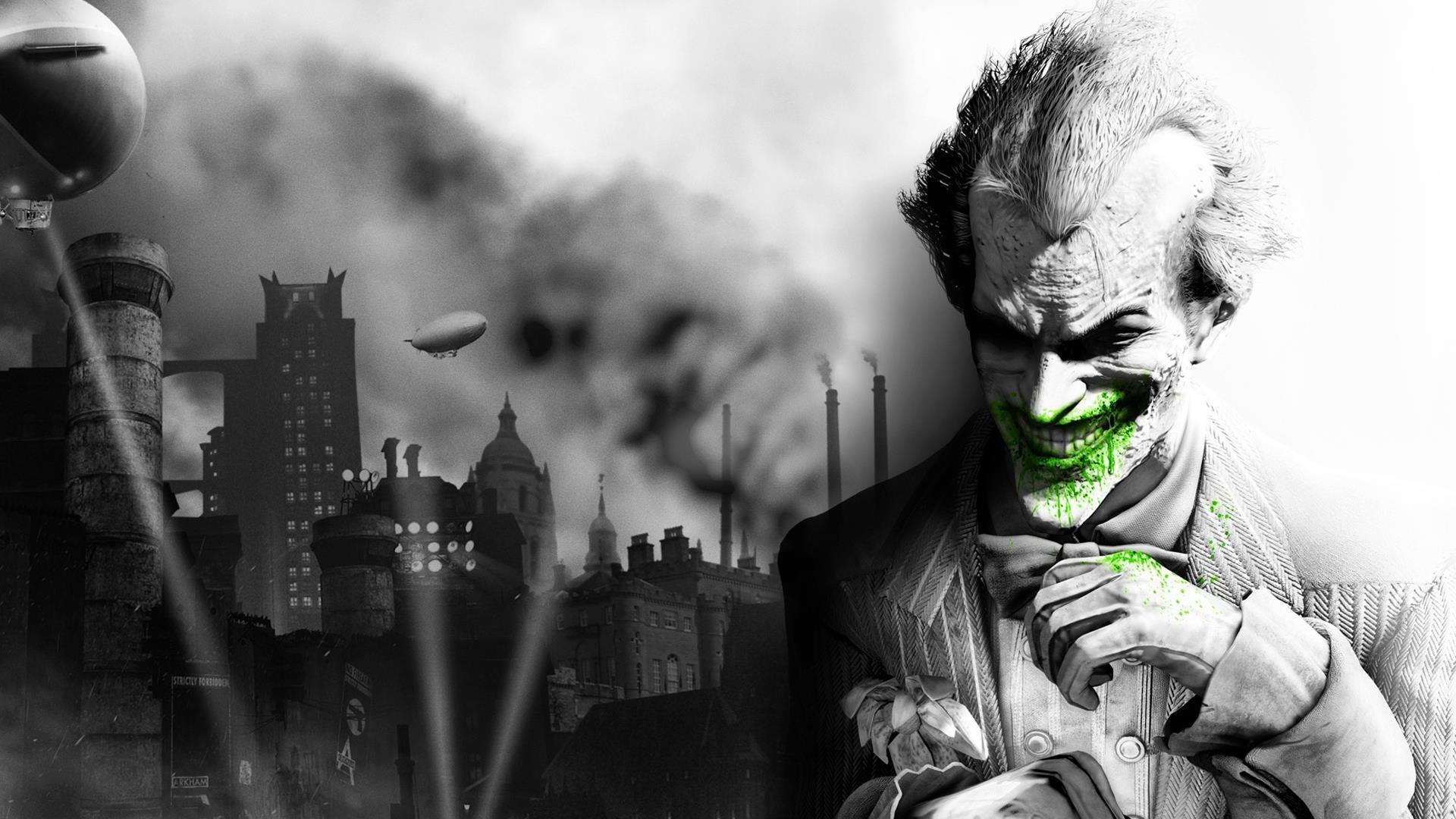 free download batman: arkham city wallpaper id:300094 hd 1080p for