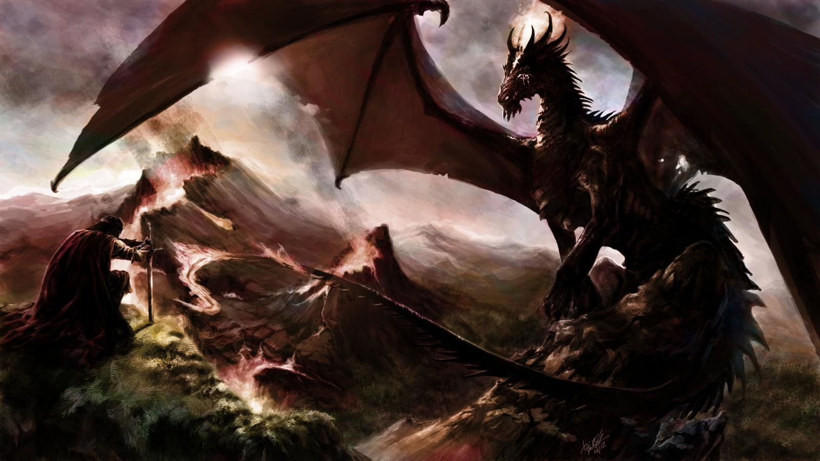 Free Dragon high quality background ID:146800 for hd 1600x900 PC