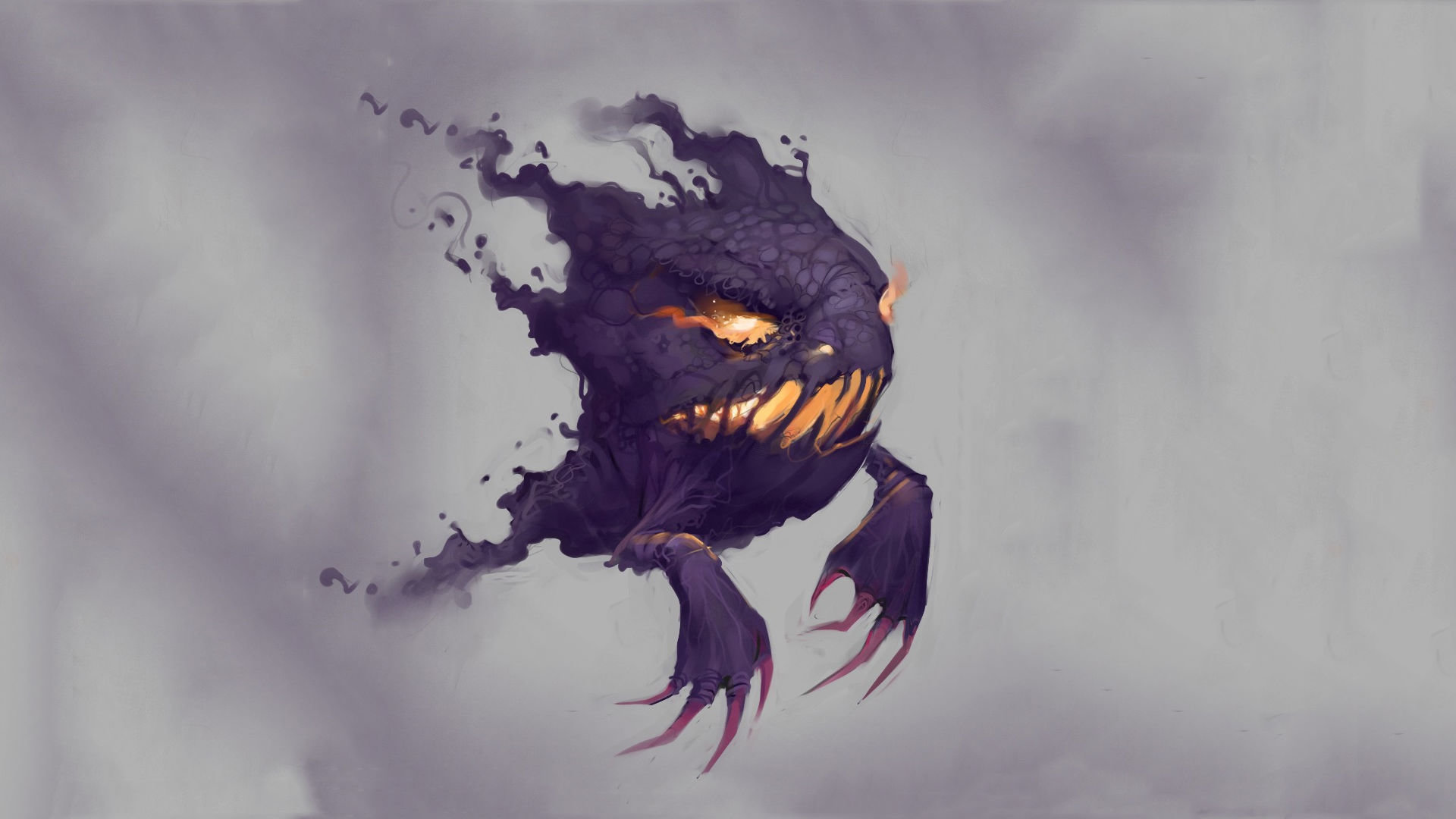Free download Haunter (Pokemon) wallpaper ID:278601 full hd 1080p for desktop