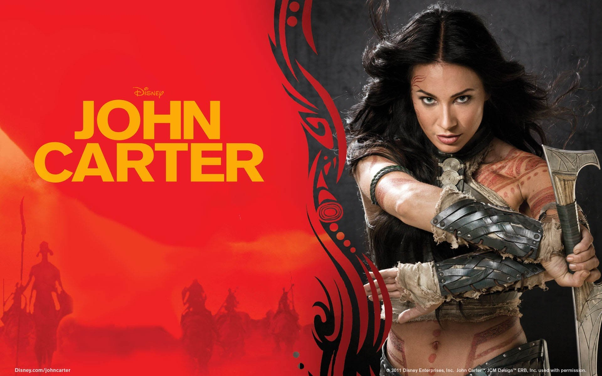 Awesome John Carter free wallpaper ID:73005 for hd 1920x1200 PC