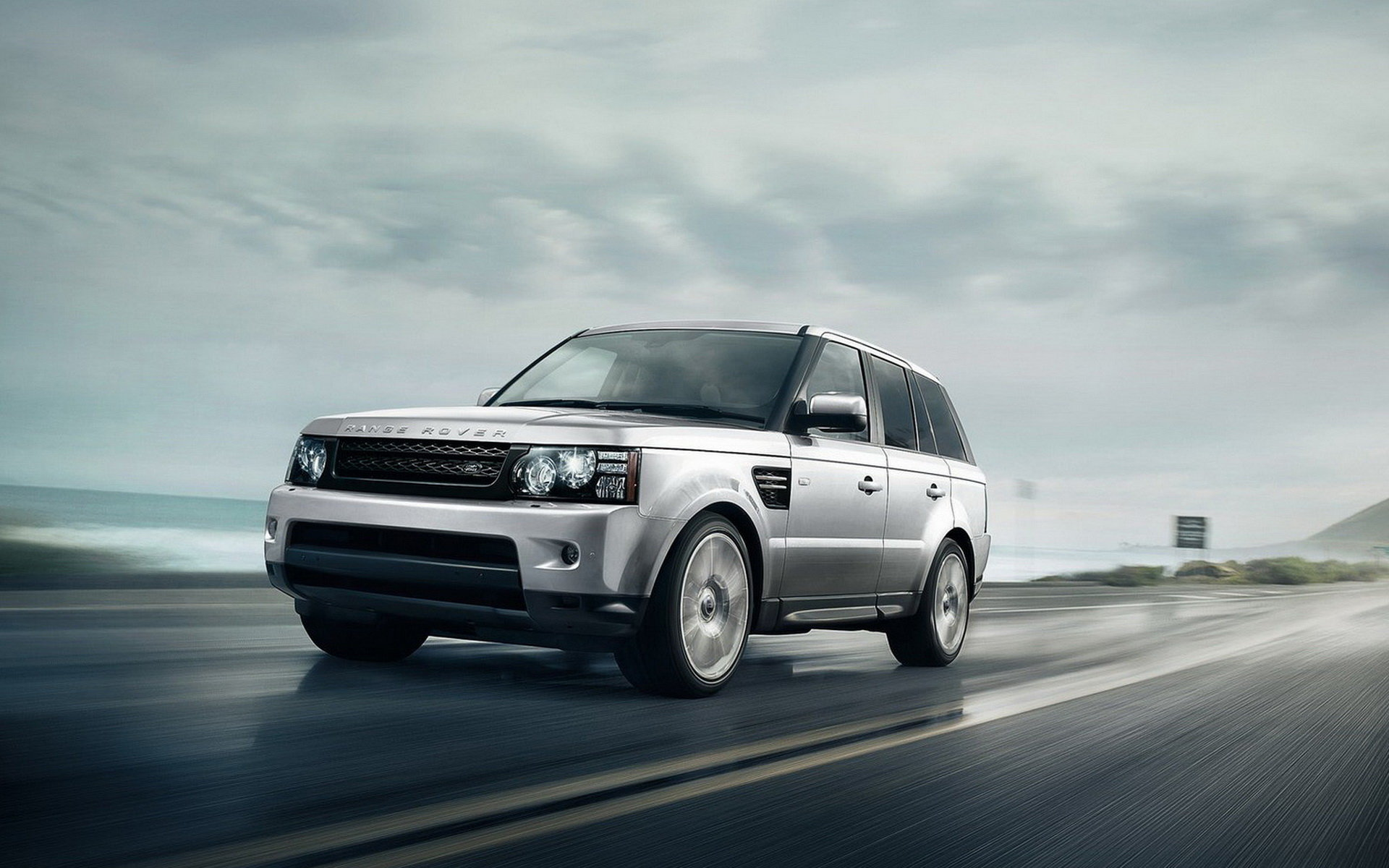 Range Rover Wallpapers Hd For Desktop Backgrounds