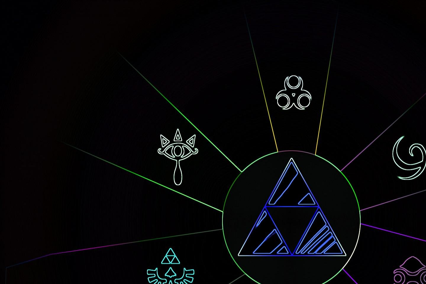Best Triforce background ID:295071 for High Resolution hd 1440x960 PC