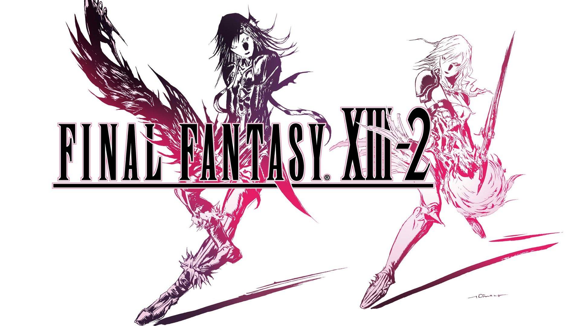 High Resolution Final Fantasy Xiii 2 Ff13 2 Full Hd Wallpaper Id