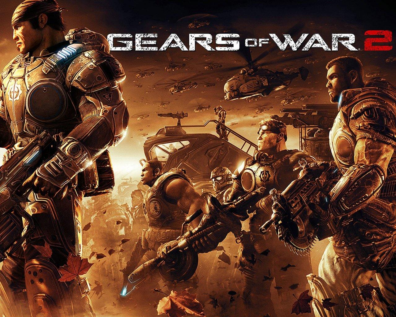 Gears of War Wallpaper HD