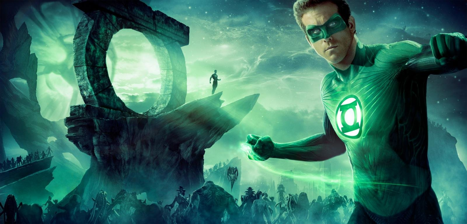 Free Green Lantern Movie high quality background ID:50655 for hd 1600x768 computer