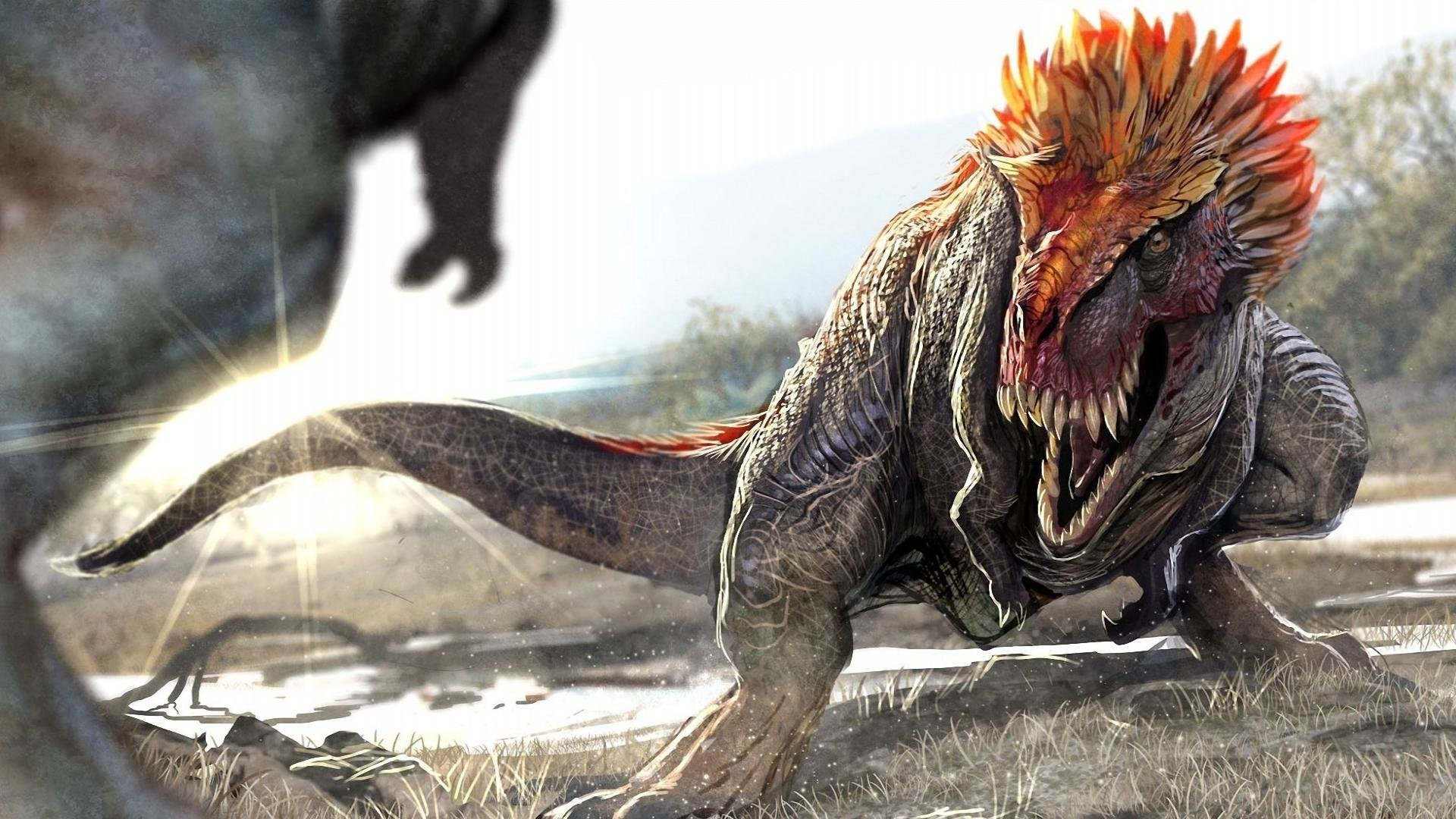 Awesome Dinosaur free wallpaper ID:73894 for full hd desktop