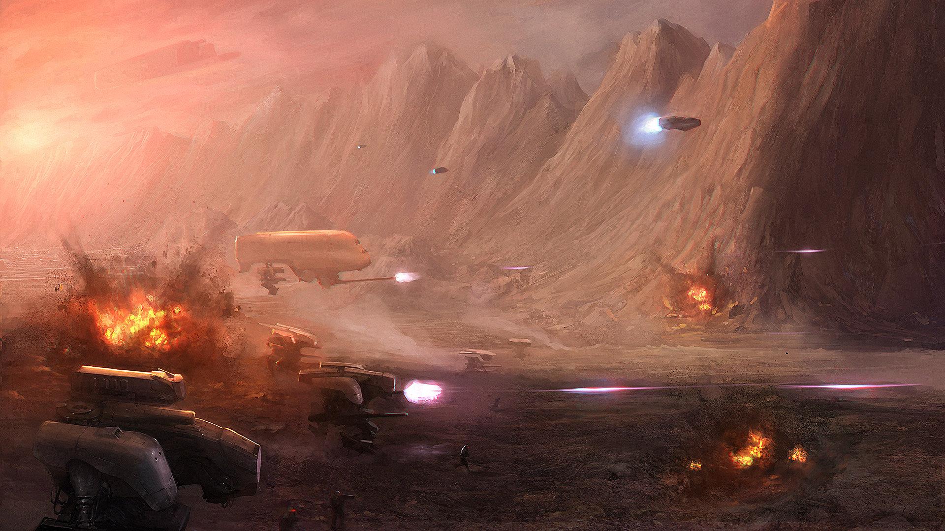 epic space battle wallpaper full hd 1080p 450431