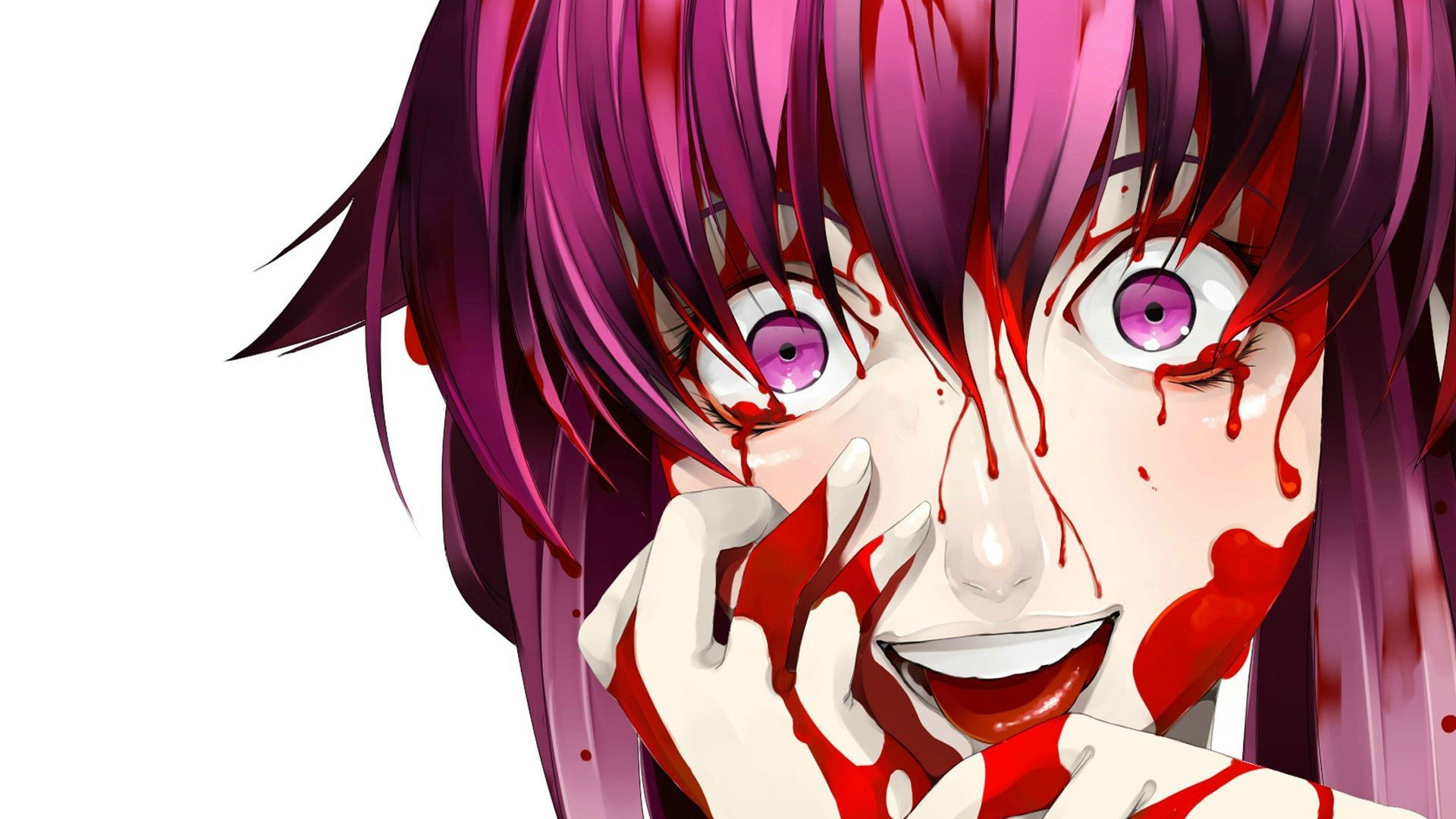 Awesome Mirai Nikki free background ID:189884 for hd 1920x1080 PC