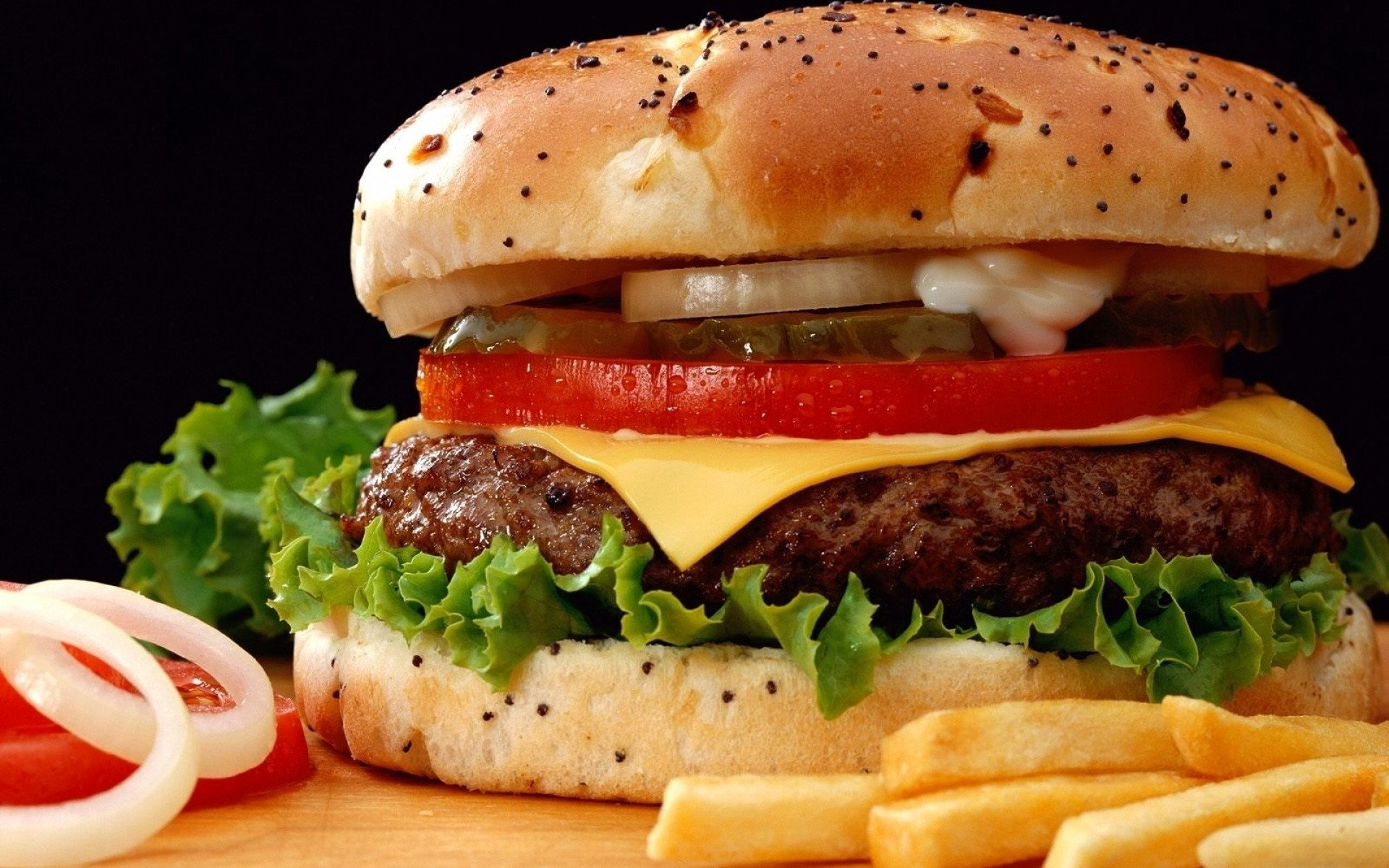 Best Burger background ID:149151 for High Resolution hd 1920x1200 desktop