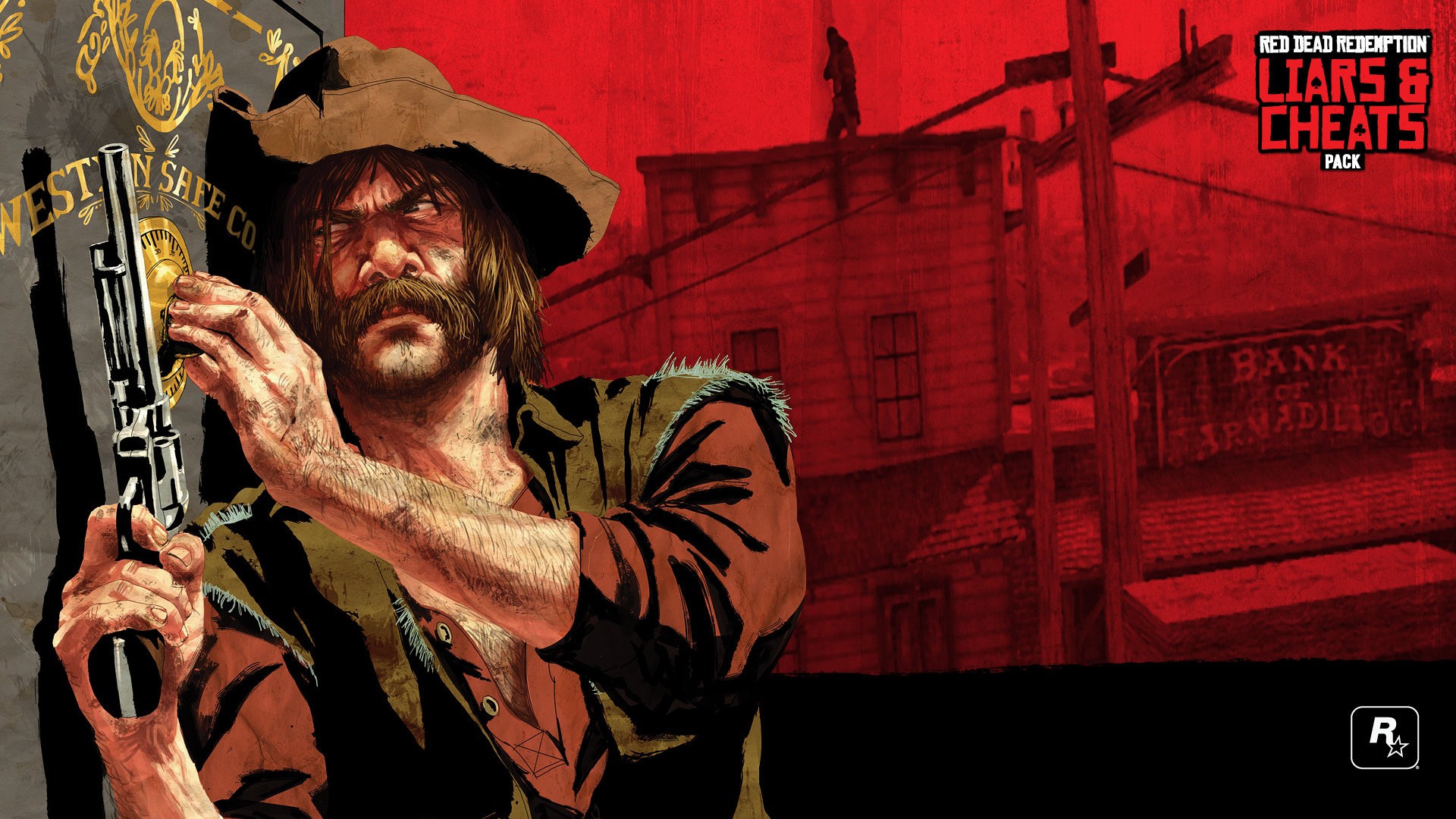 Free Download Red Dead Redemption Wallpaper Id 431997 Full Hd