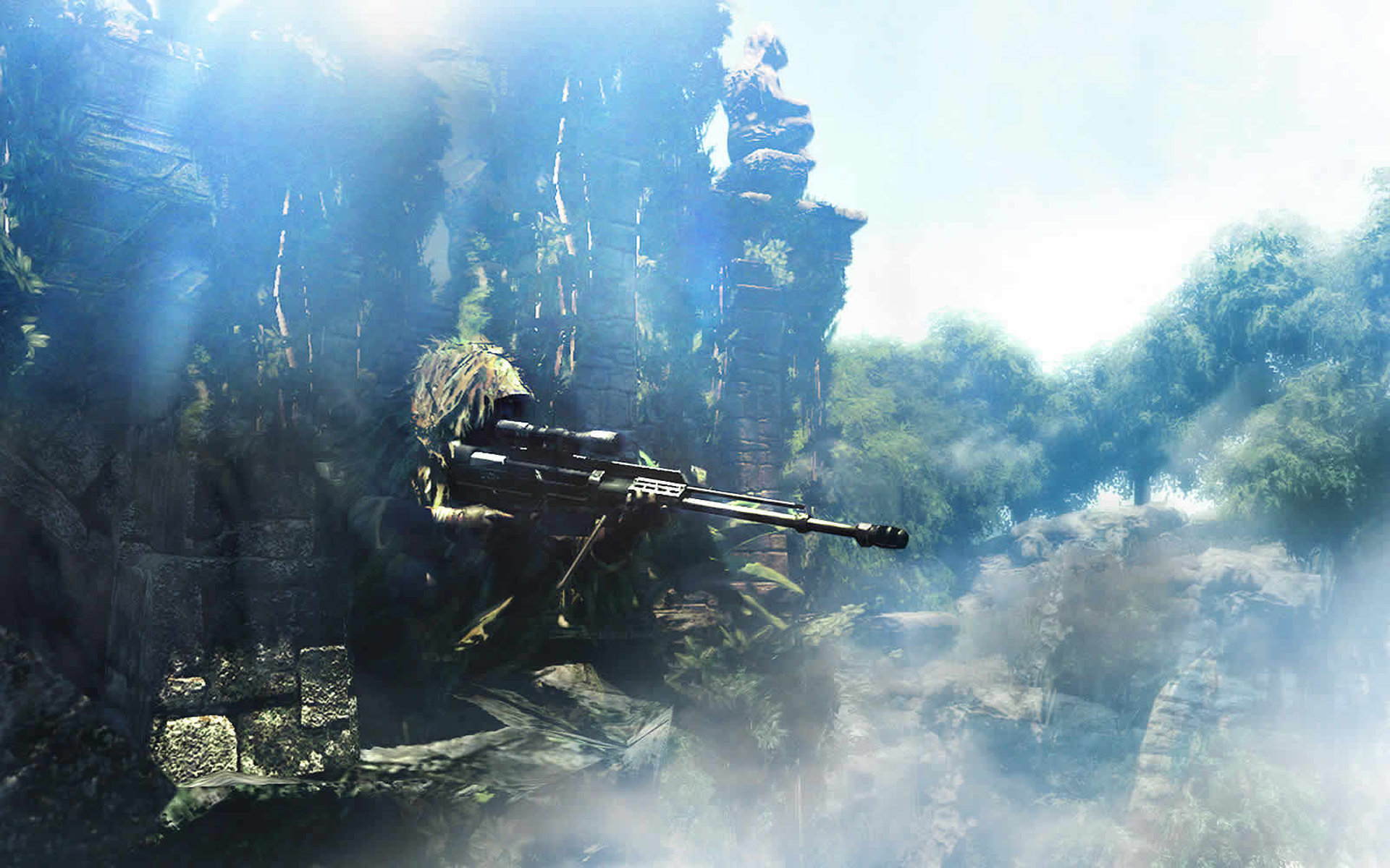 Best Sniper Ghost Warrior 2 Wallpaper Id119386 For High