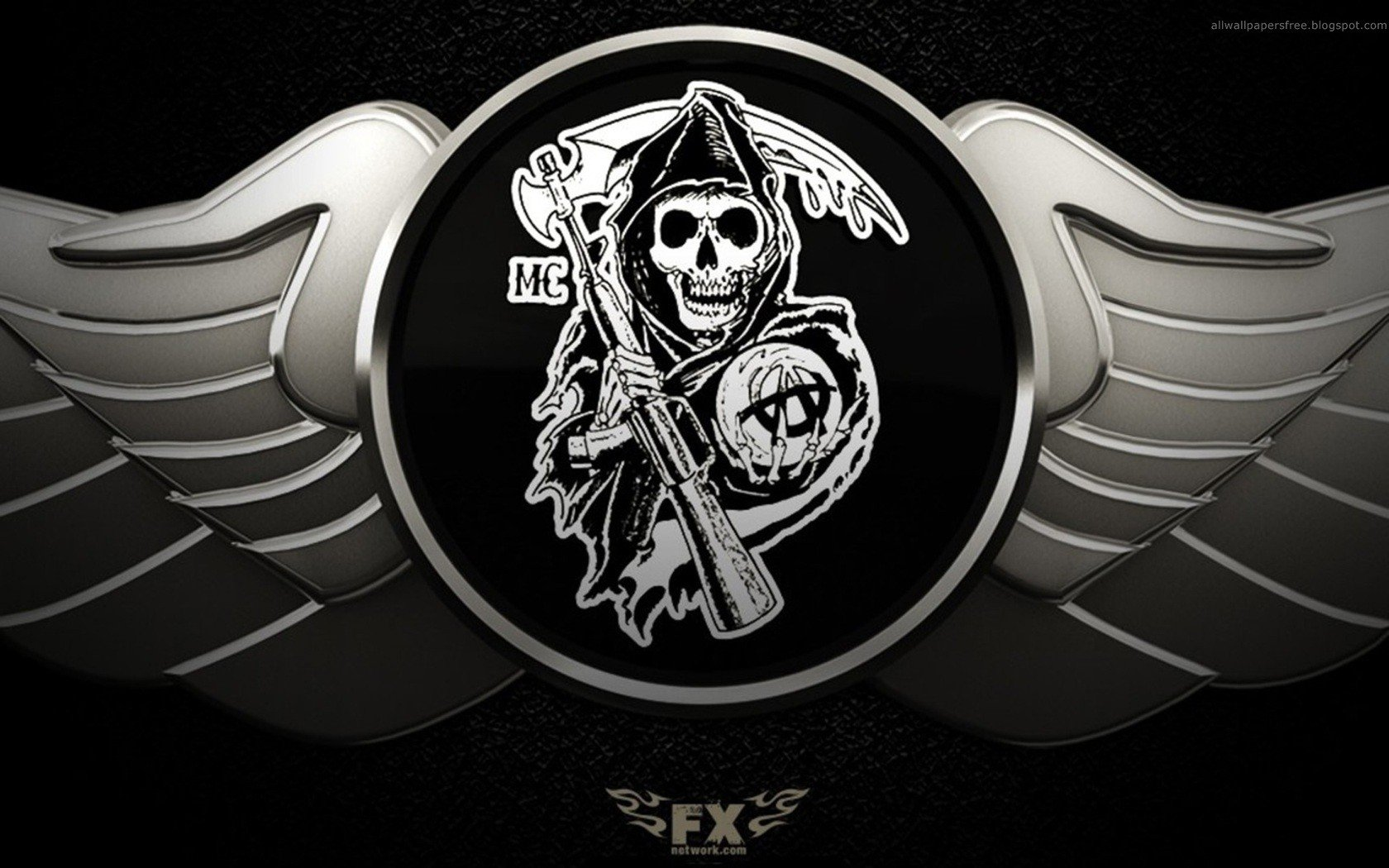 Sons Of Anarchy Wallpapers 1680x1050 Desktop Backgrounds