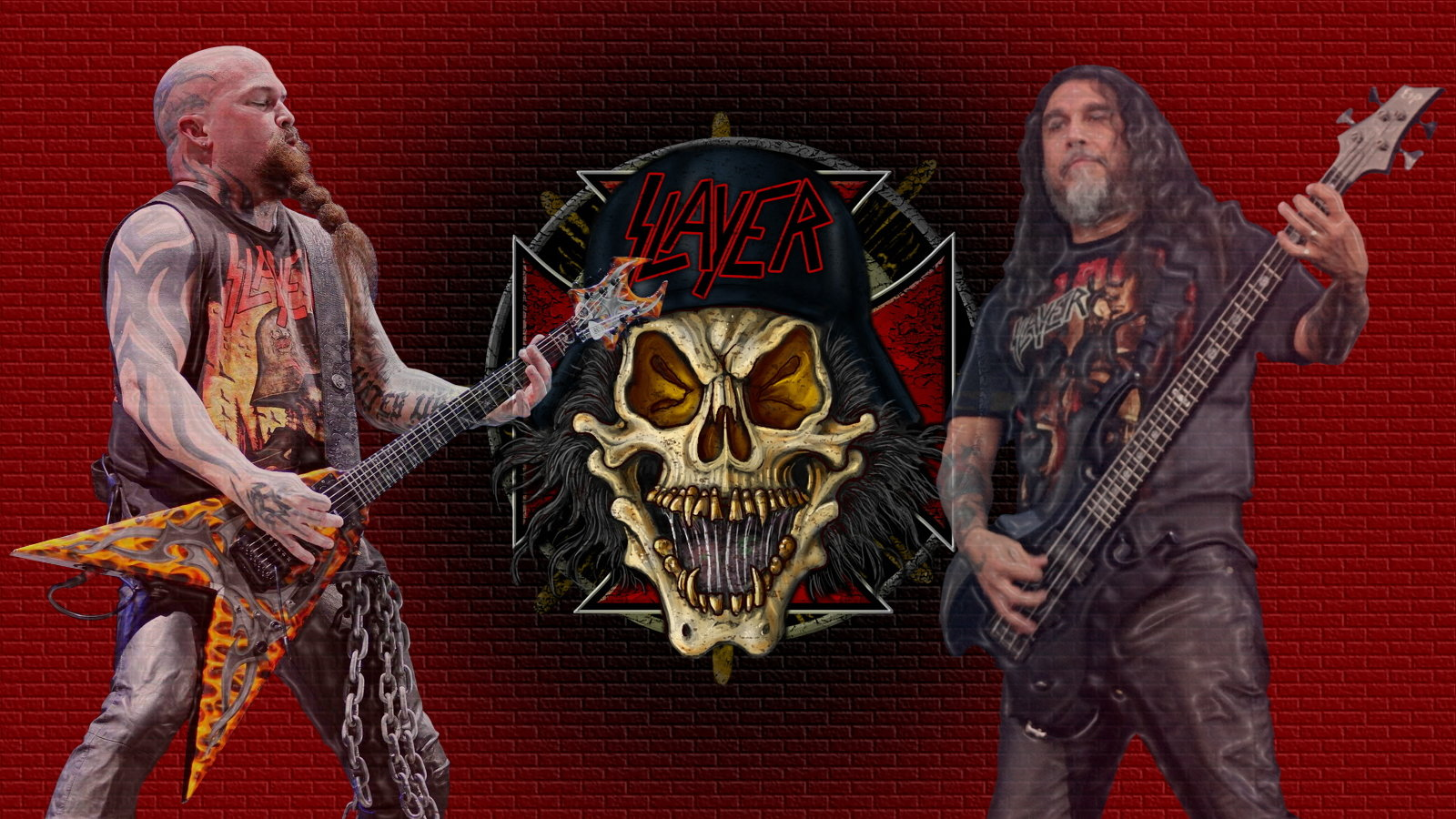 High resolution Slayer hd 1600x900 background ID:246726 for PC