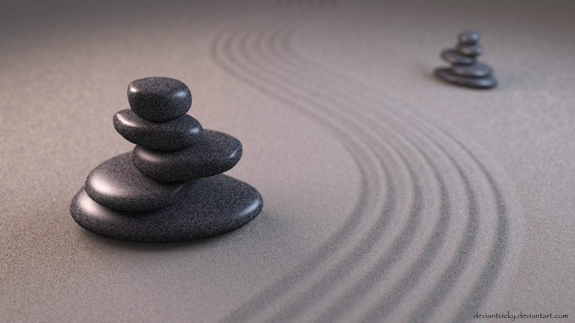 Best Zen background ID:95007 for High Resolution full hd computer