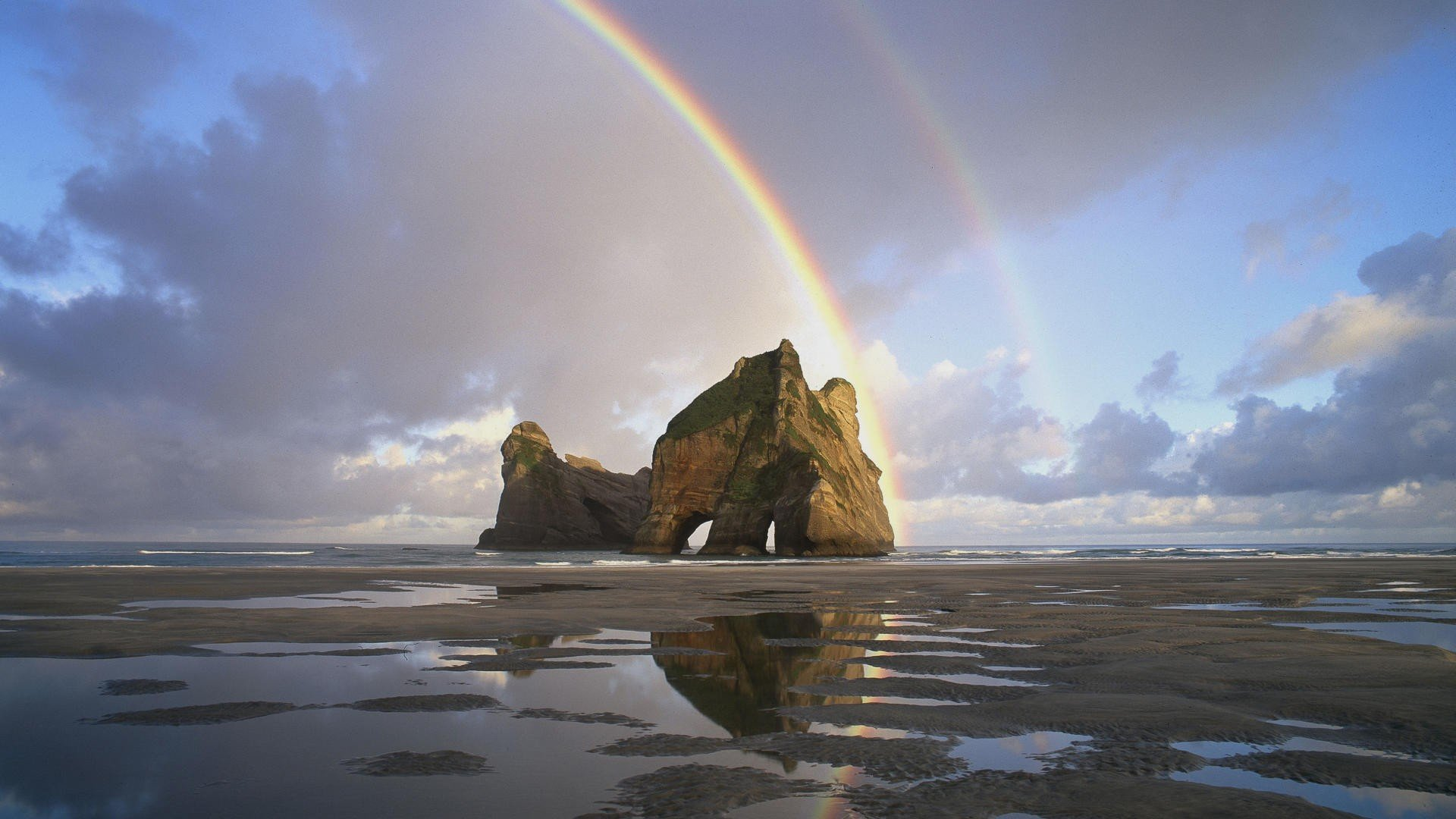 Awesome Rainbow free wallpaper ID:402898 for 1080p computer