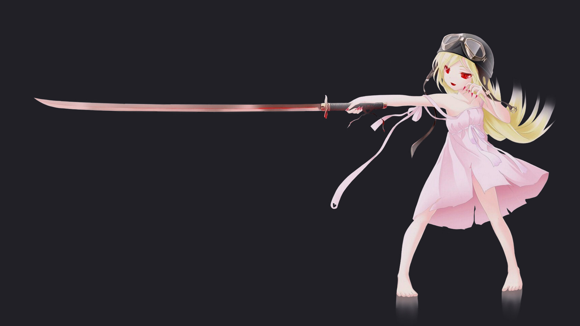 Awesome Shinobu Oshino free background ID:109203 for hd 1920x1080 PC