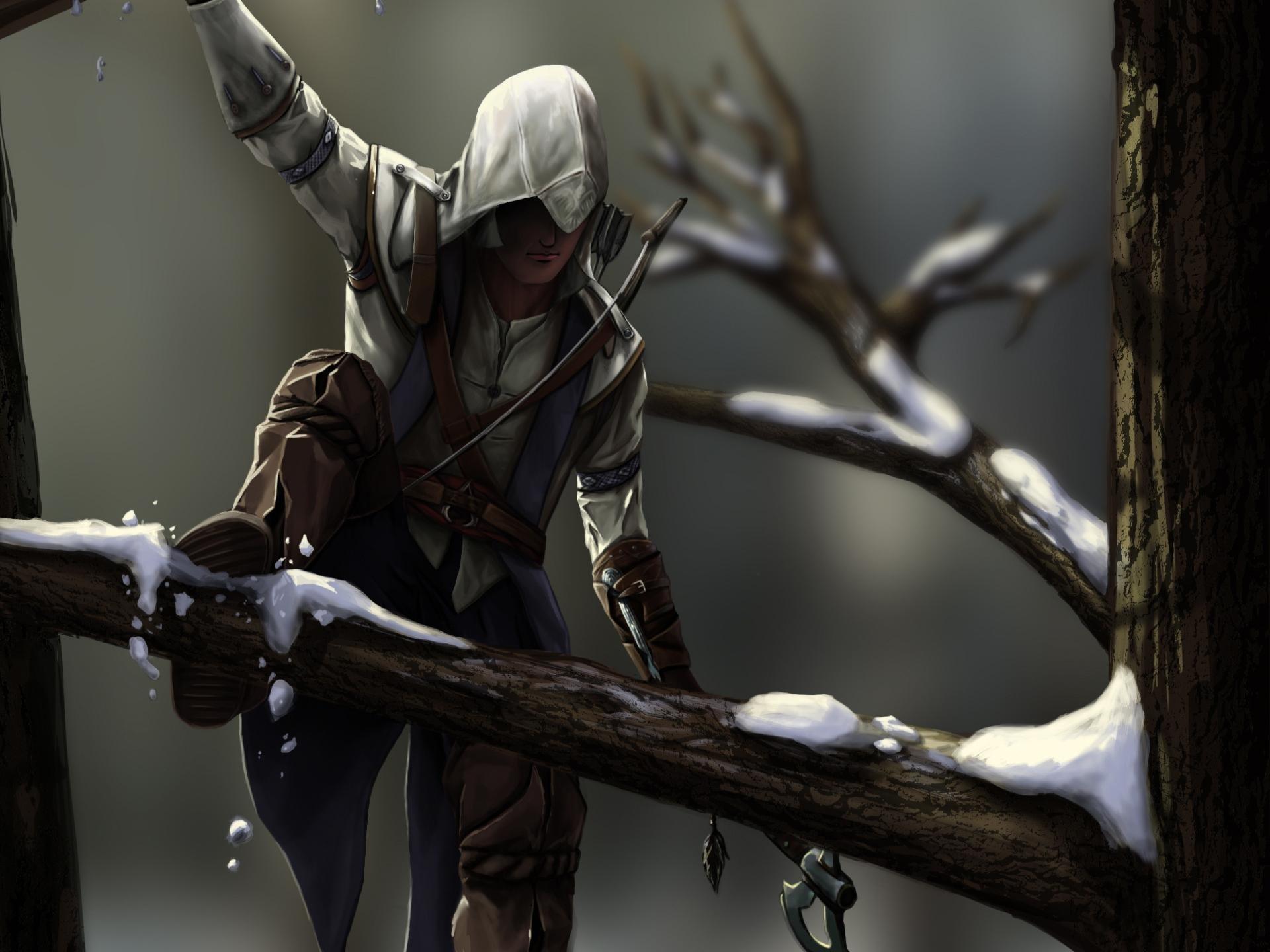 Download Hd 1920x1440 Assassin S Creed 3 Pc Wallpaper Id 447294