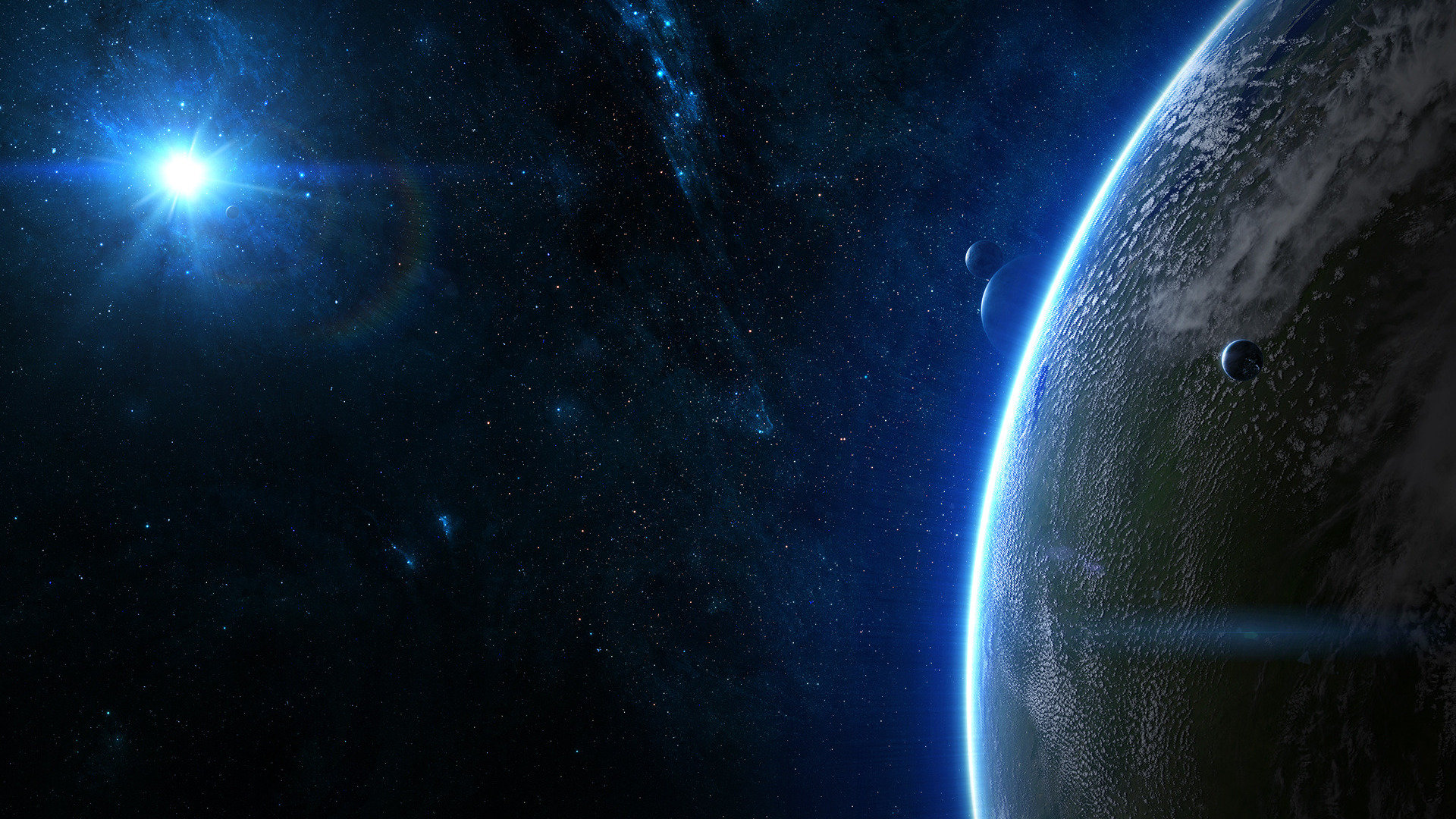 Free Planetscape high quality wallpaper ID:271673 for full hd desktop