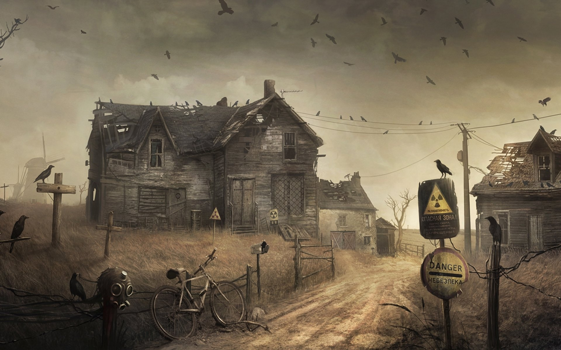 Free download Post Apocalyptic background ID:325252 hd 1920x1200 for PC
