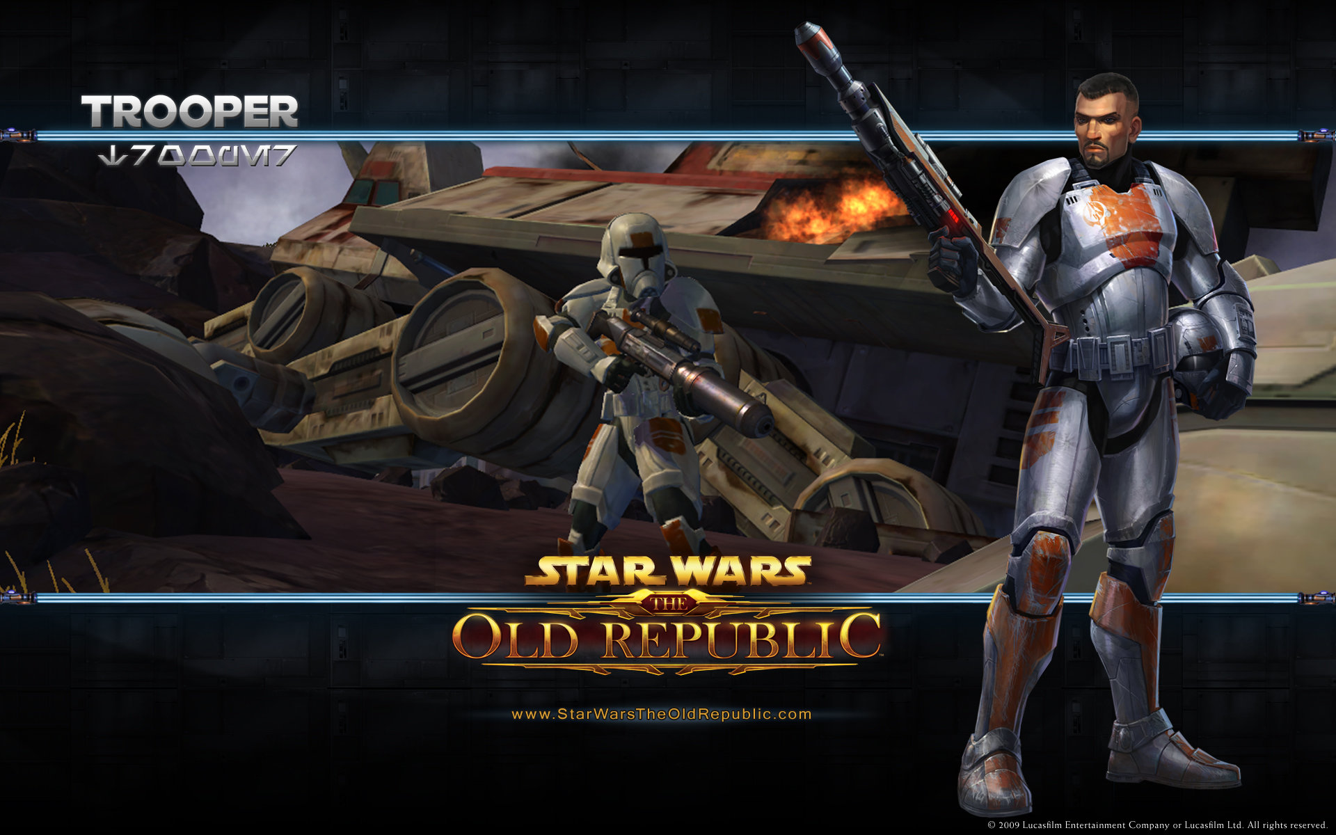 Star Wars The Old Republic Wallpapers Hd For Desktop Backgrounds