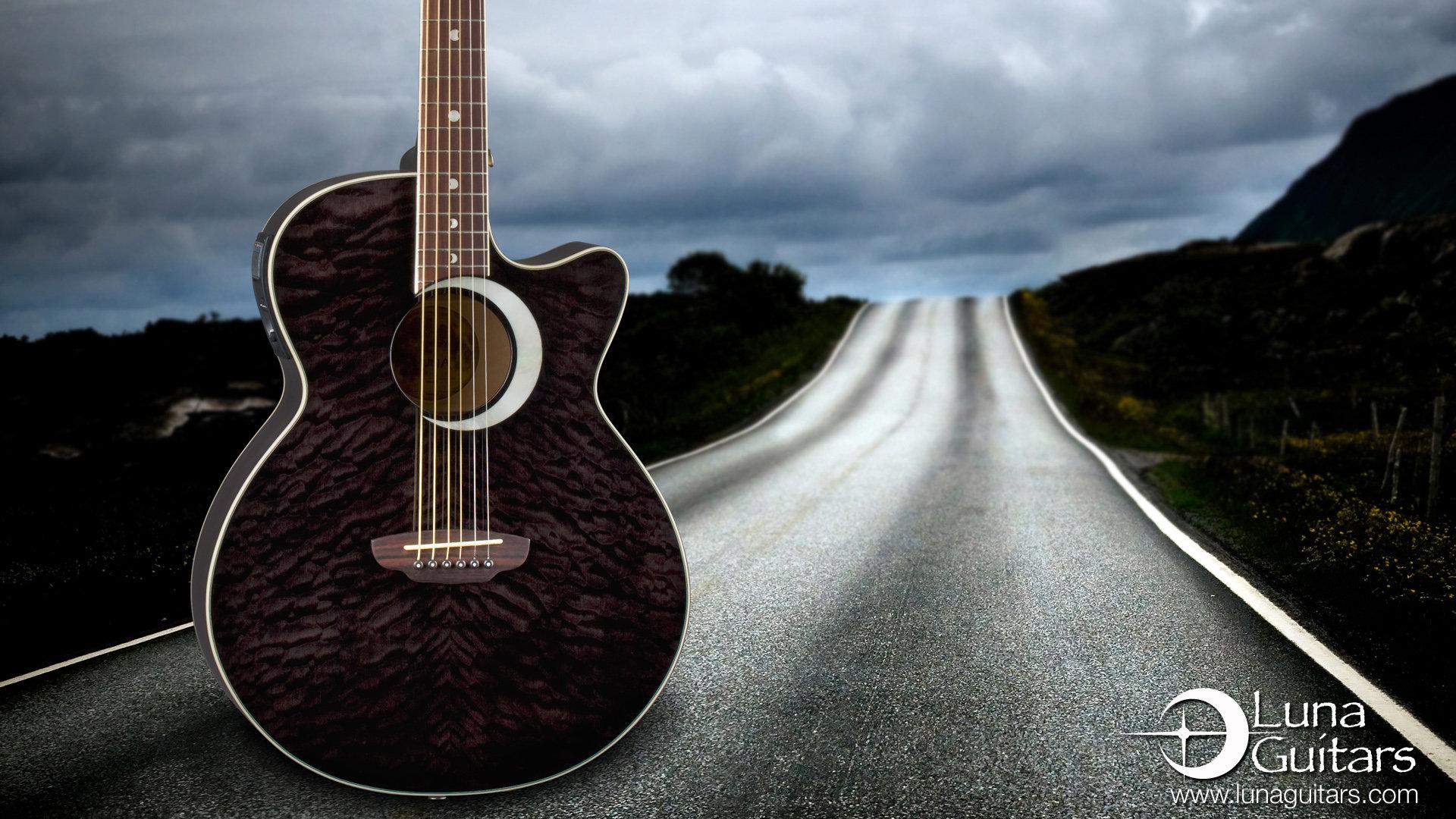 High Resolution Guitar Hd 1920x1080 Wallpaper Id 249348 For Desktop