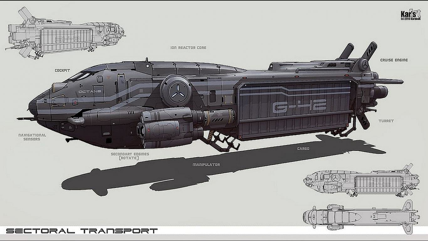 High resolution Spaceship hd 1366x768 wallpaper ID:183899 for computer