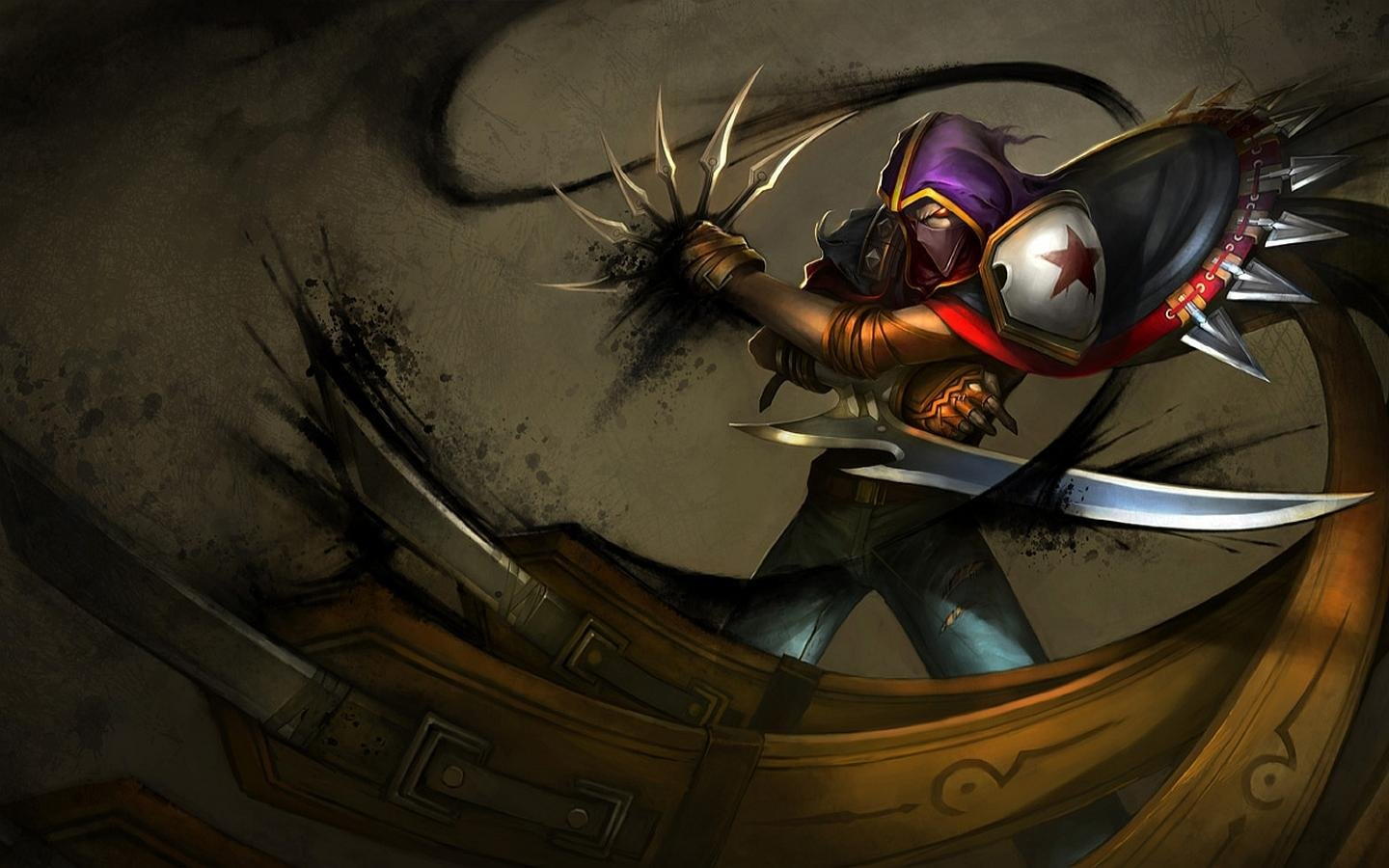 awesome talon league of legends free wallpaper id 172862 for hd