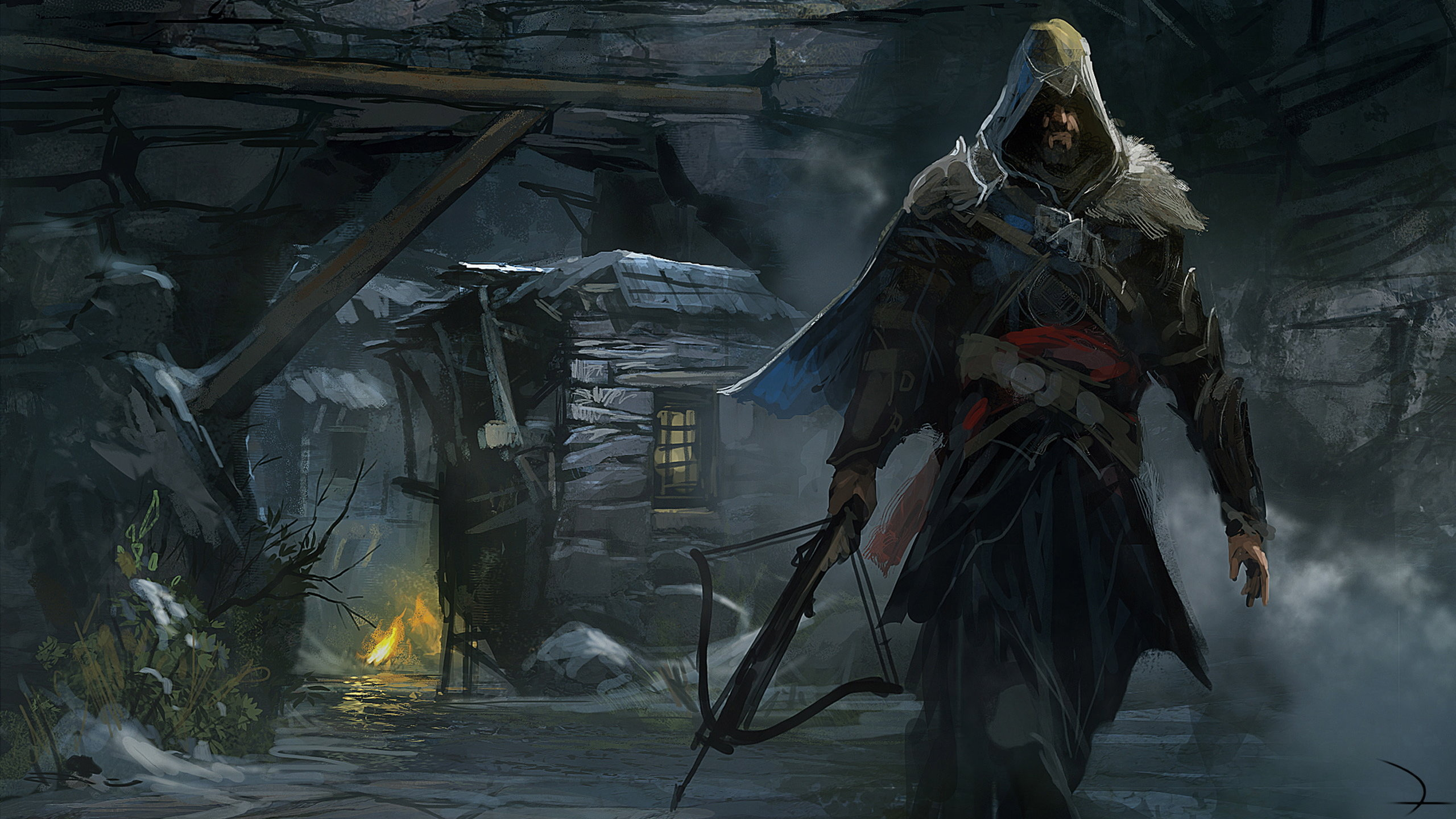 Free Assassins Creed Revelations High Quality Wallpaper Id