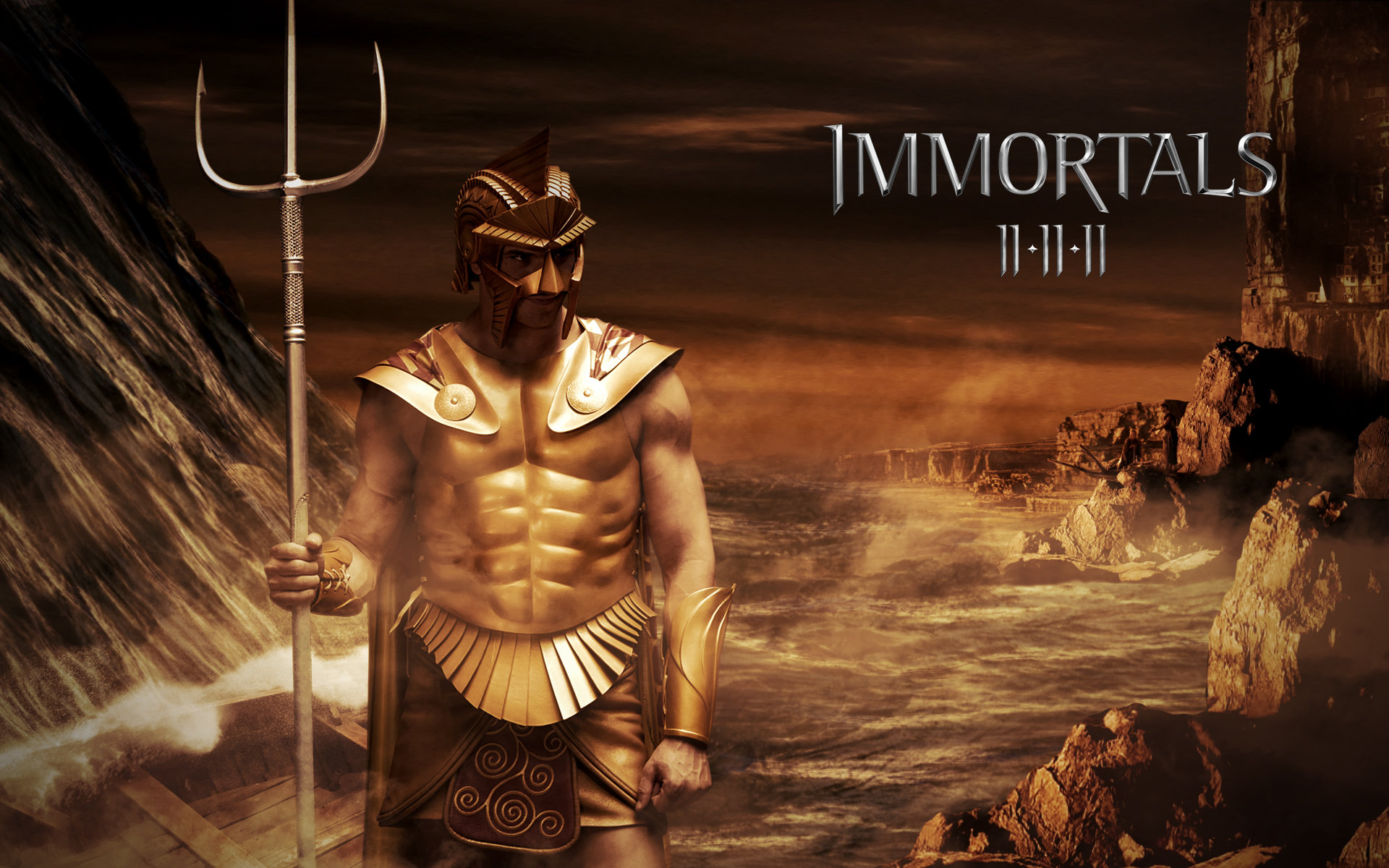 Free Download Immortals Wallpaper Id 156349 Hd 1920x1200 For Computer