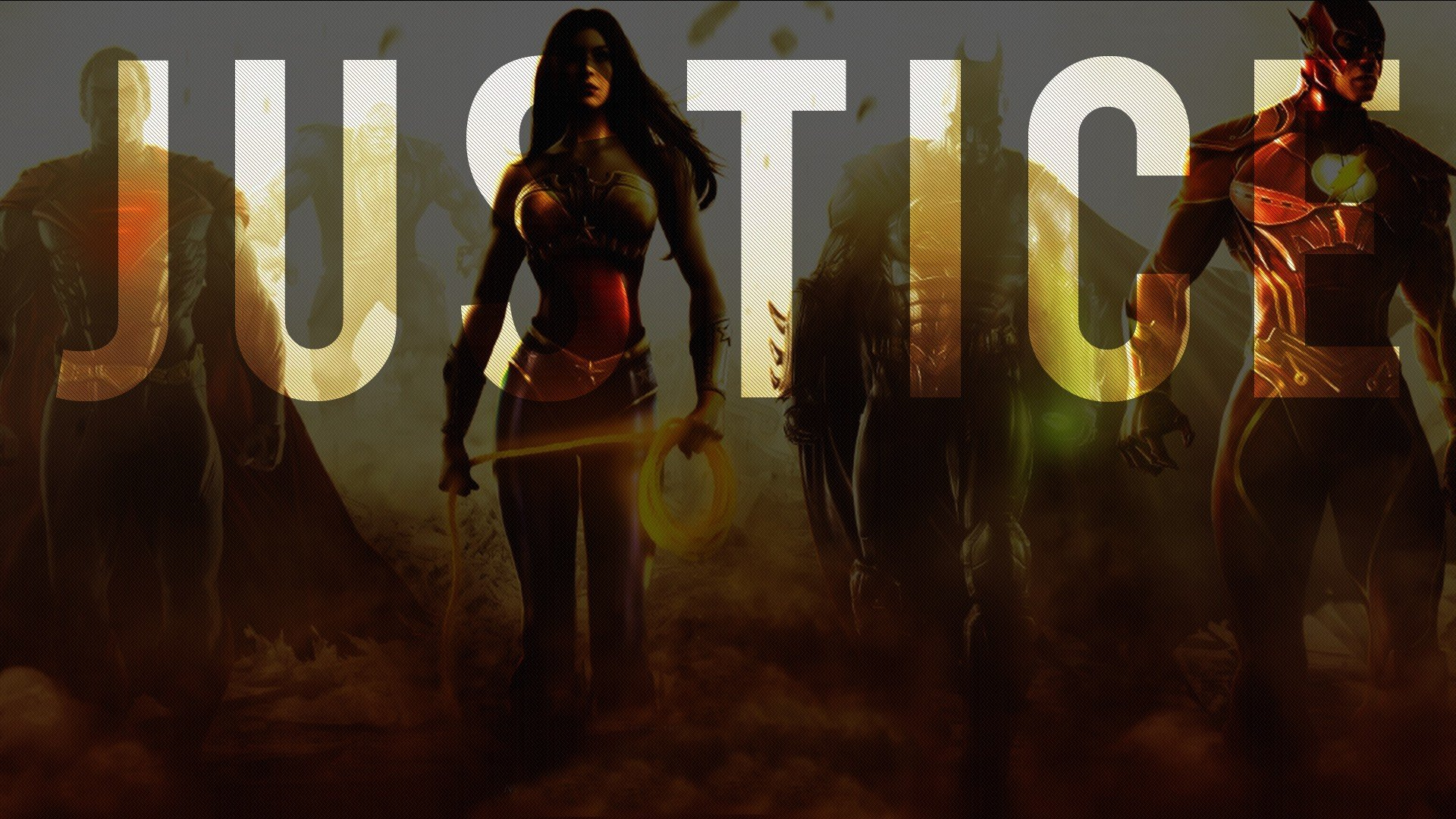 Best Injustice Gods Among Us Wallpaper Id 385215 For High