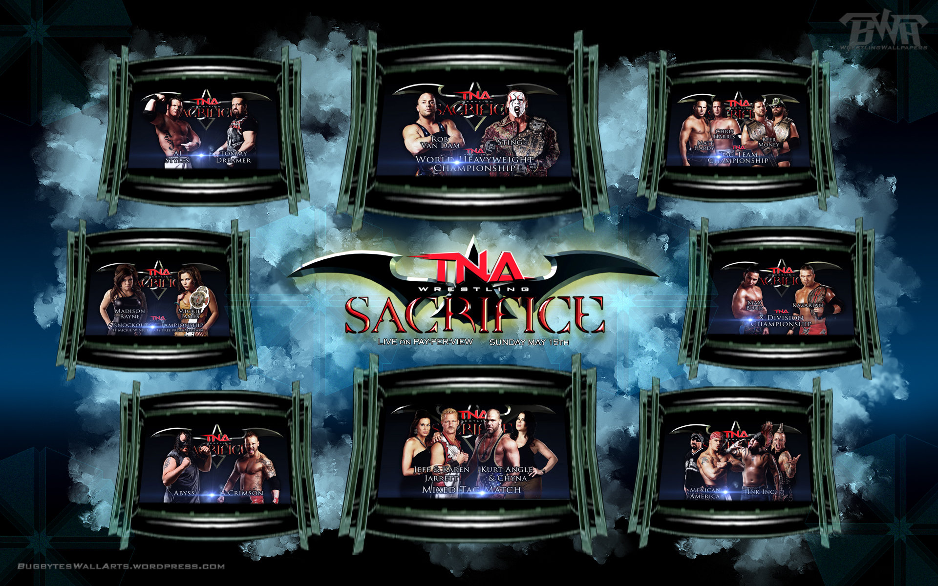Awesome TNA free background ID:183039 for hd 1920x1200 PC