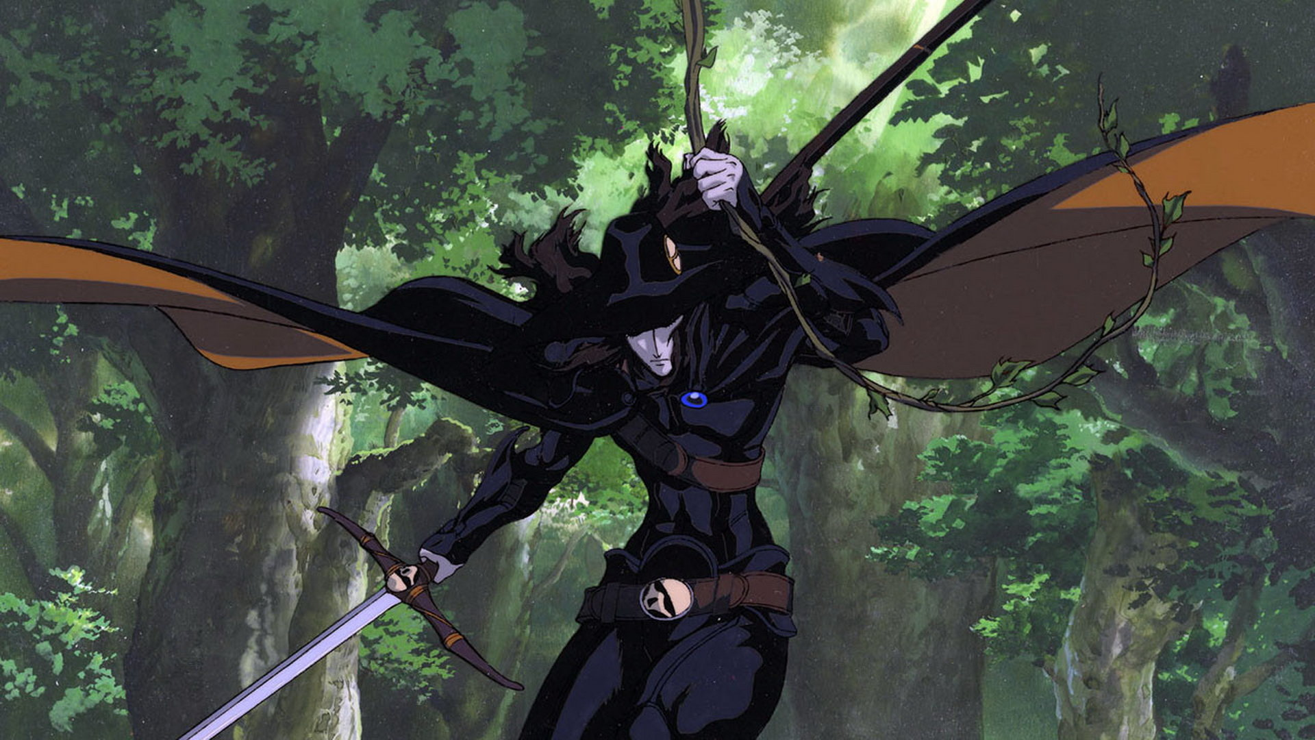 High resolution Vampire Hunter D full hd background ID:451005 for PC