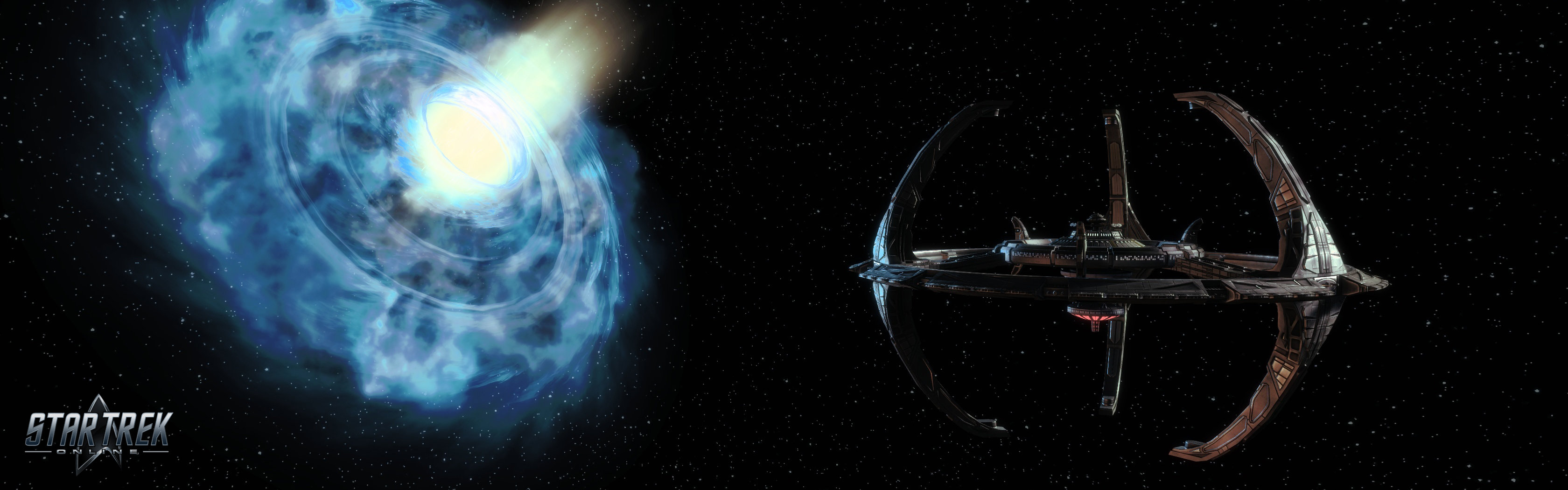 Best Star Trek Online background ID:207583 for High Resolution dual monitor 1680x1050 desktop. 3360x1050