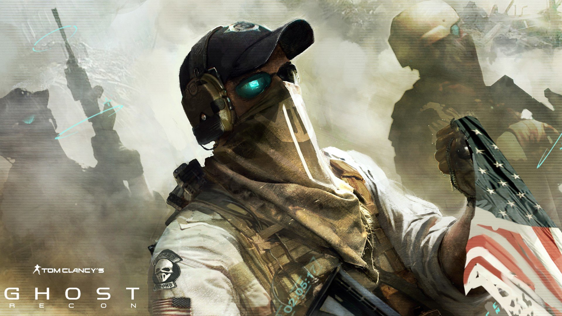 Best Tom Clancy's Ghost Recon: Future Soldier wallpaper ID:165997 for High Resolution 1080p computer